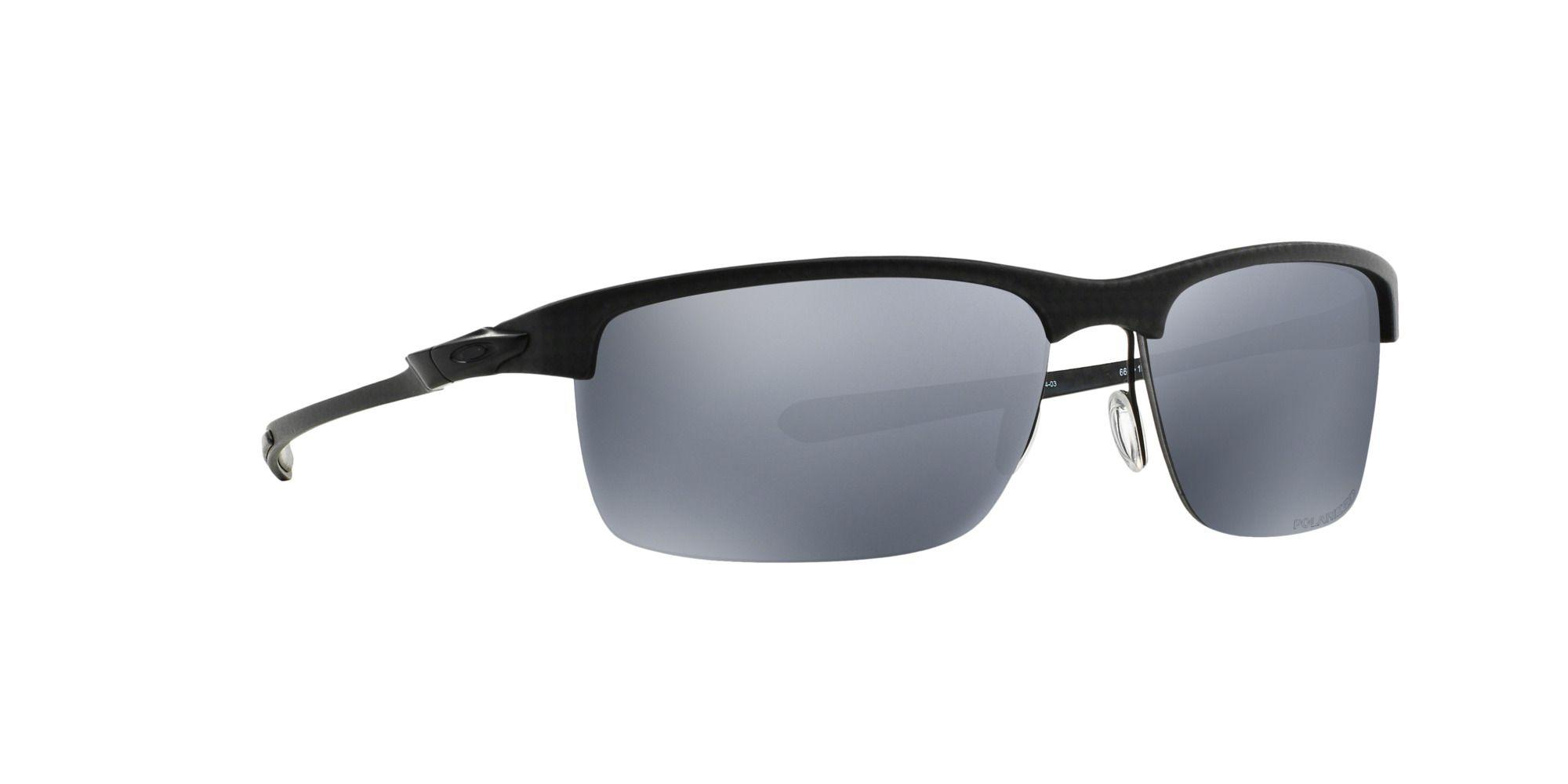 78b20dfc722 Oakley Black  carbon Blade  Oo9174 Rectangle Sunglasses in Gray for ...