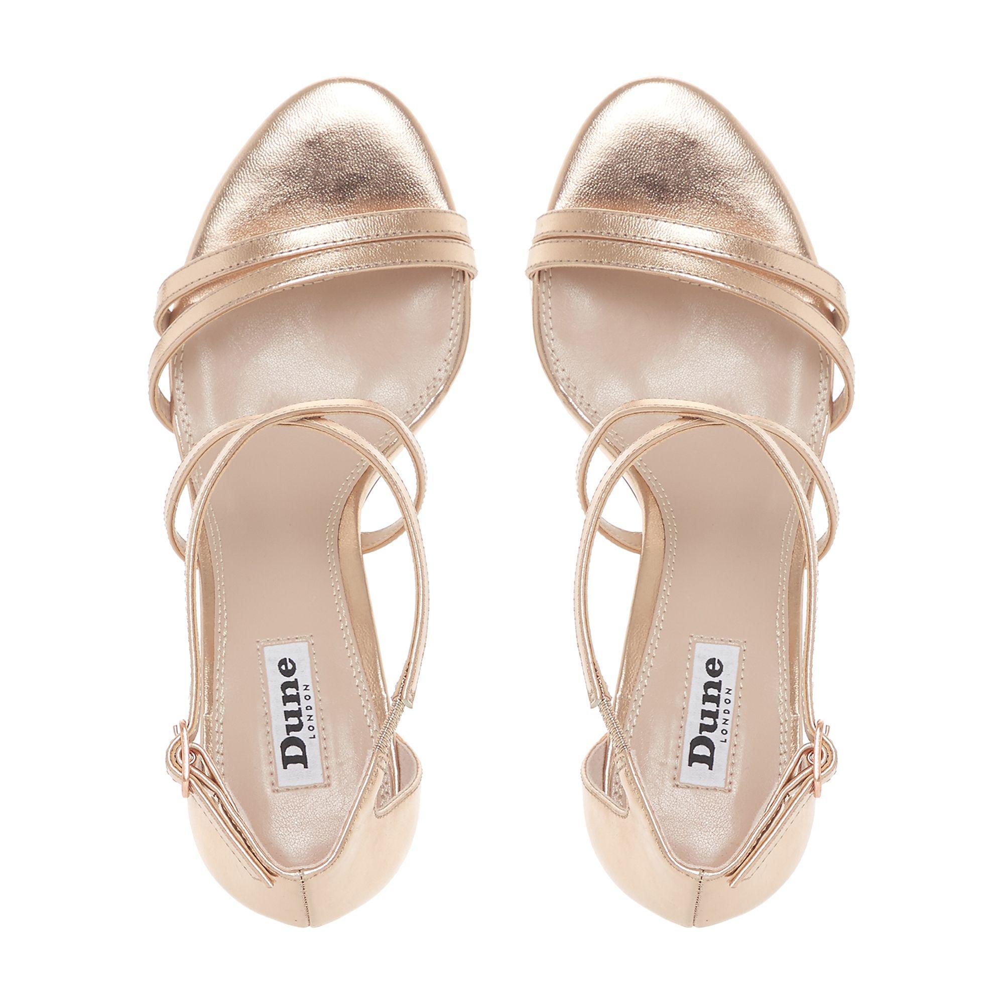 6cd068866 ... 'mariela' Ankle Strap Sandals - Lyst. View fullscreen