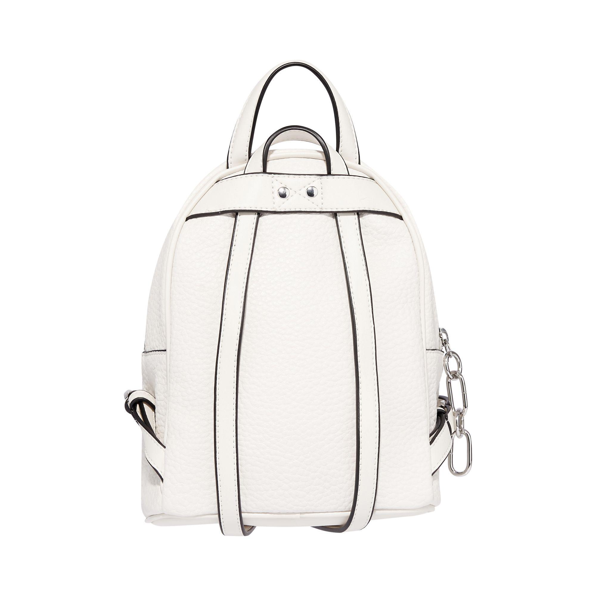 Fiorelli White  bono  Mini Backpack in White - Lyst