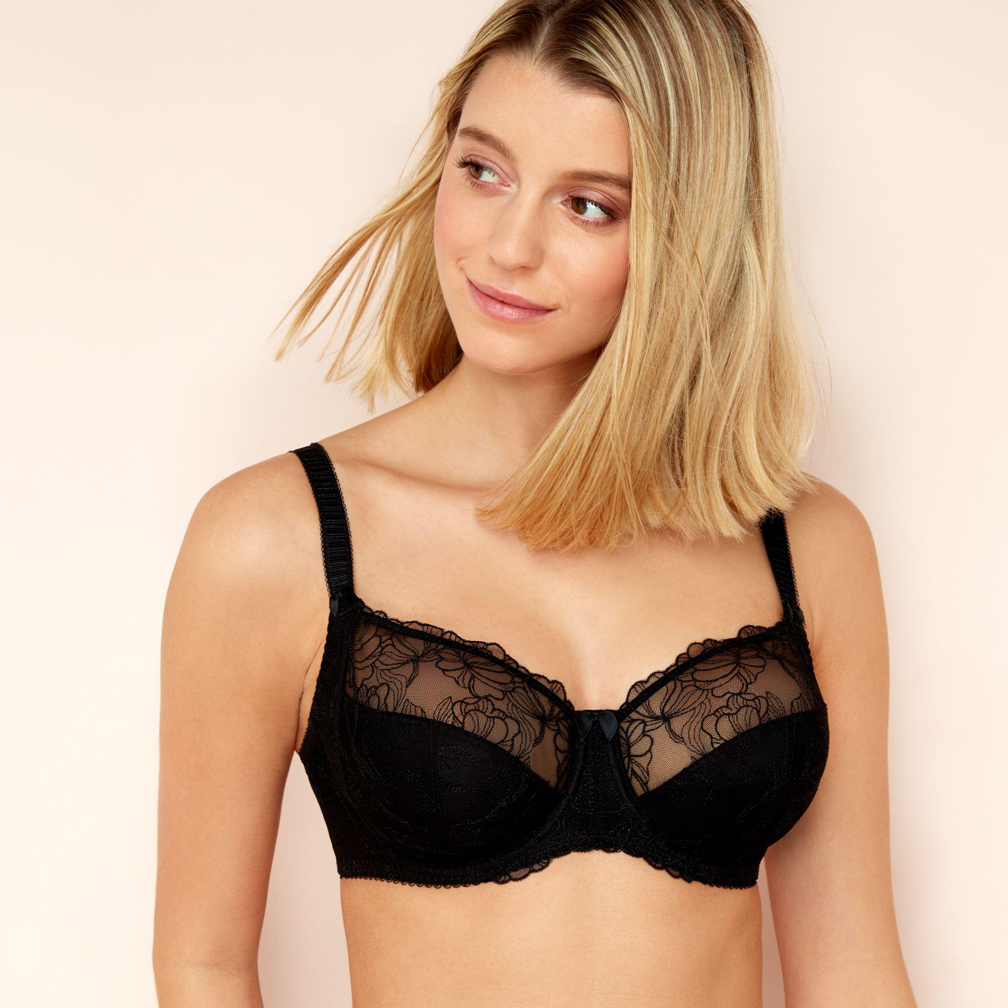 d4bed3f449 Fantasie - Black  estelle  Underwired Non-padded Full Cup Bra - Lyst. View  fullscreen