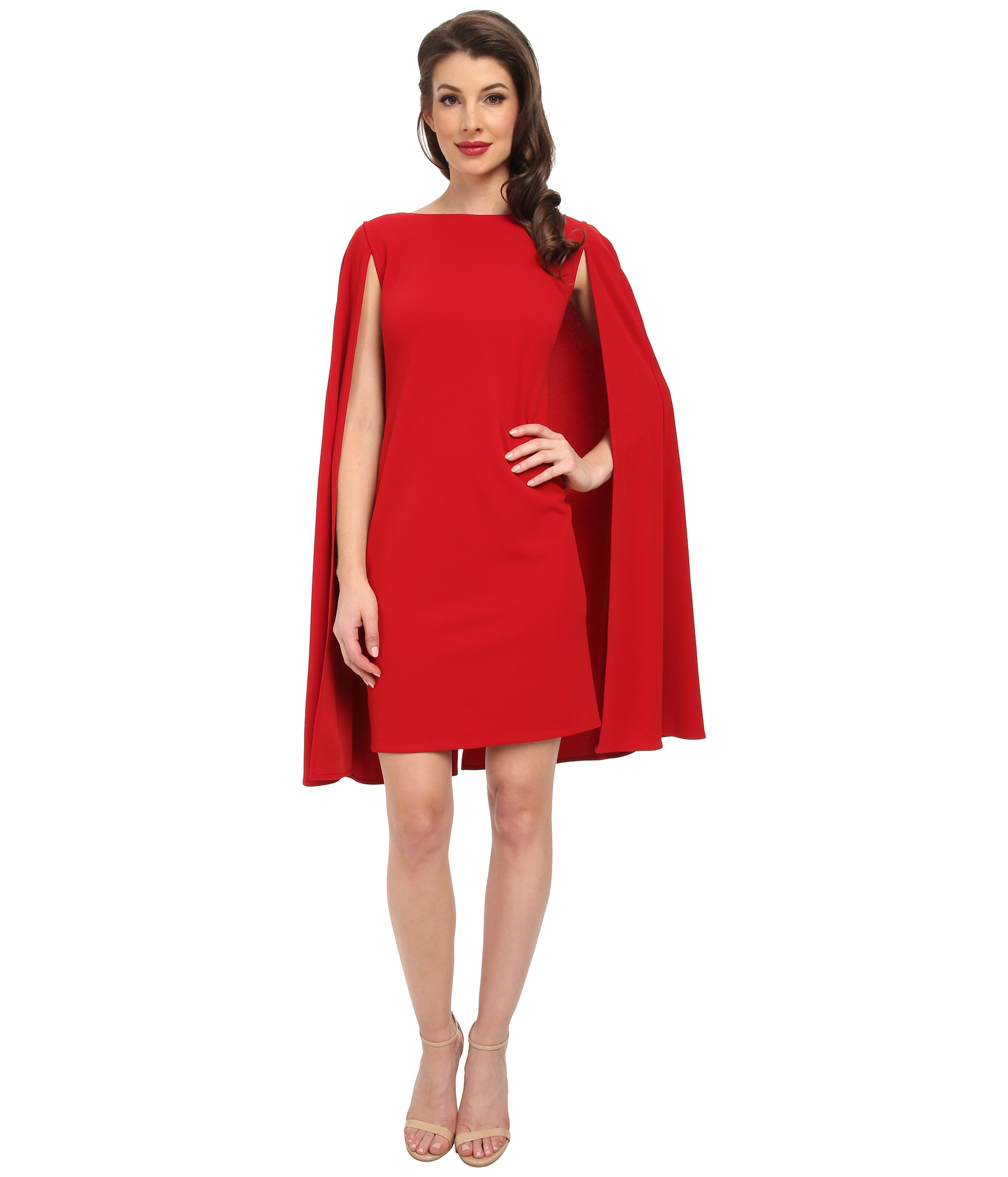 Galerry sheath dress with back zipper