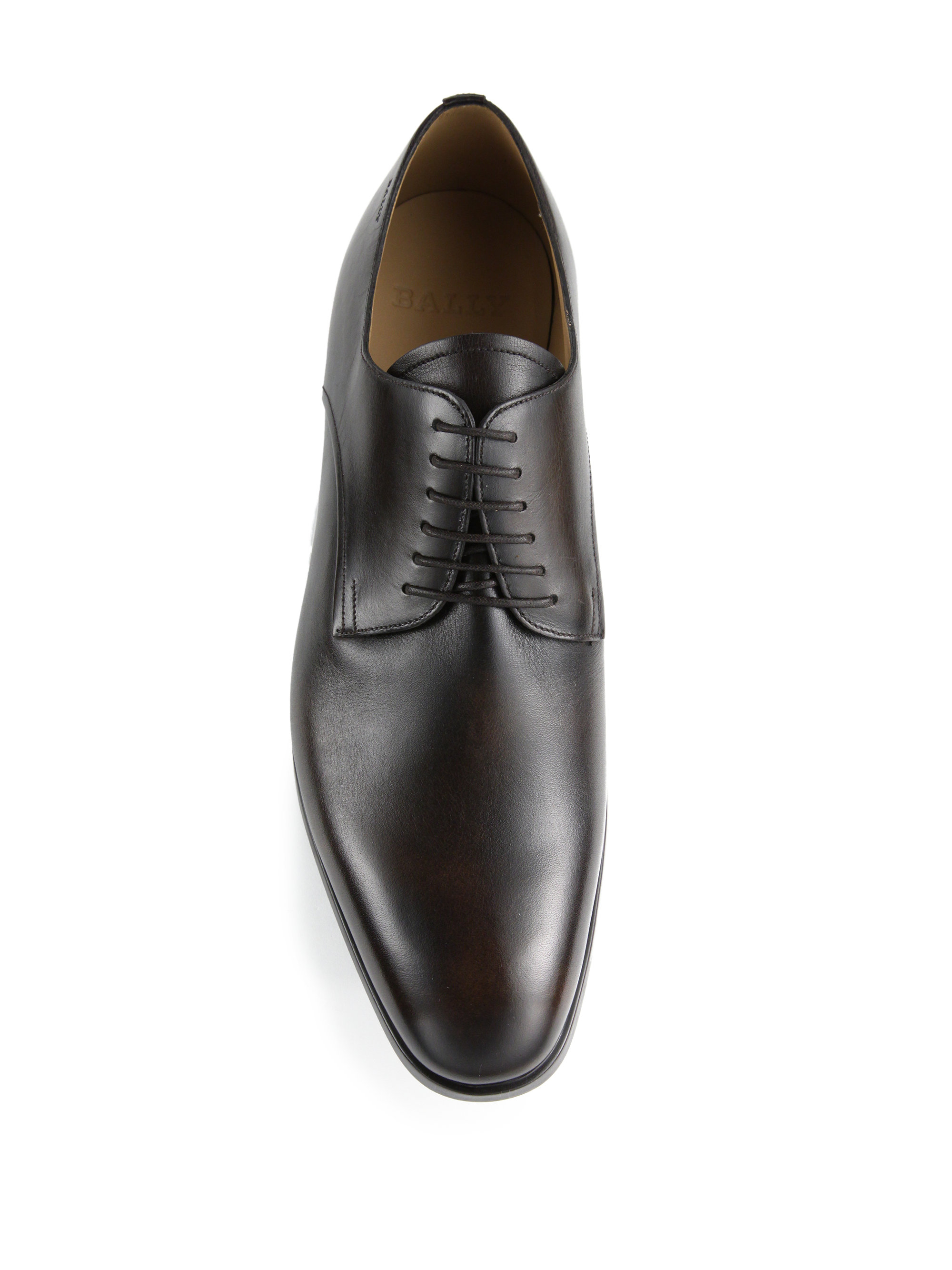 outlet for nice wholesale price sale online Bally Derby shoes low shipping online ebay cheap price clearance with credit card bgcAz