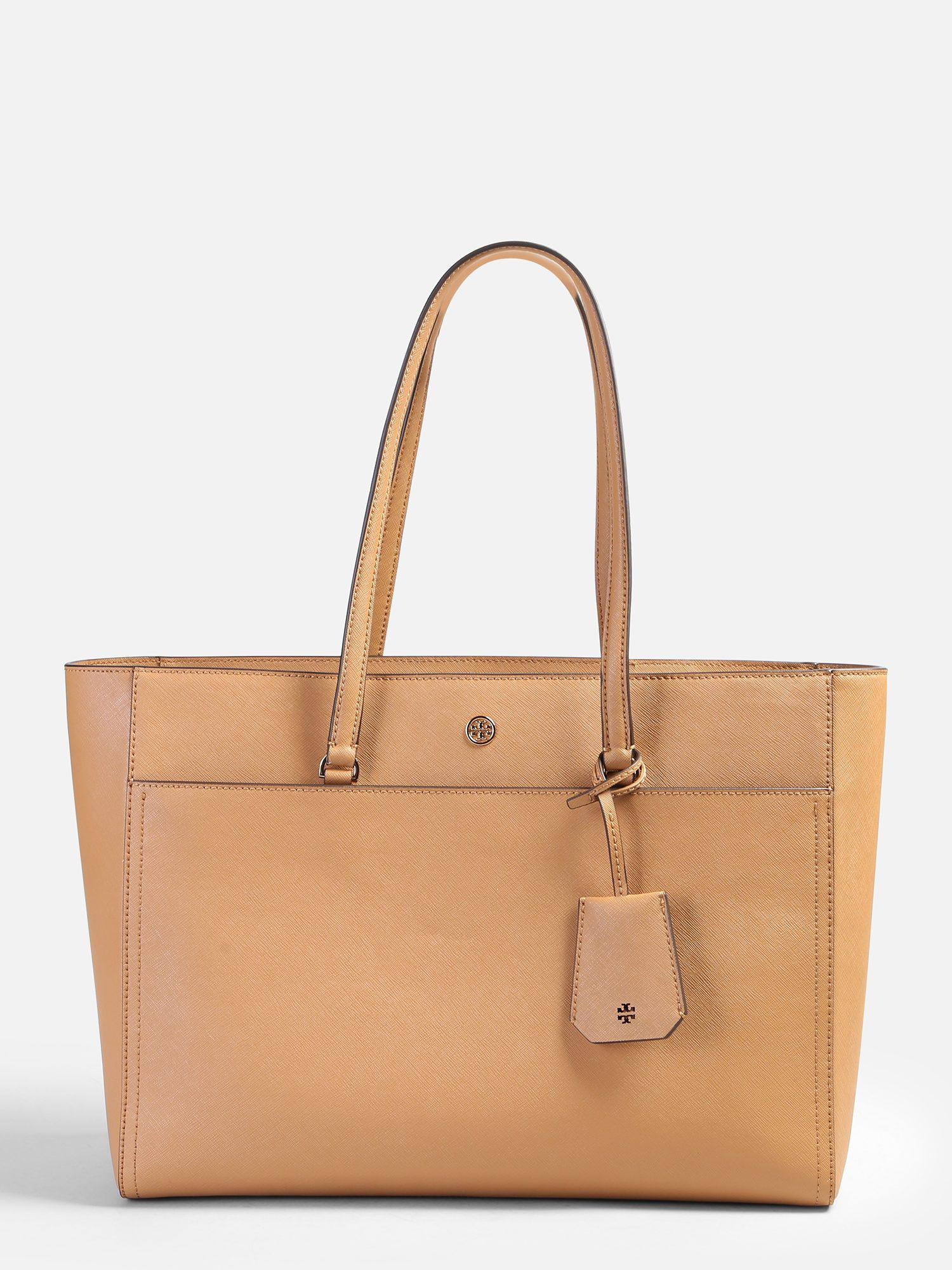 179aa0733dfb Tory Burch. Women s Large Robinson Saffiano Leather Bag