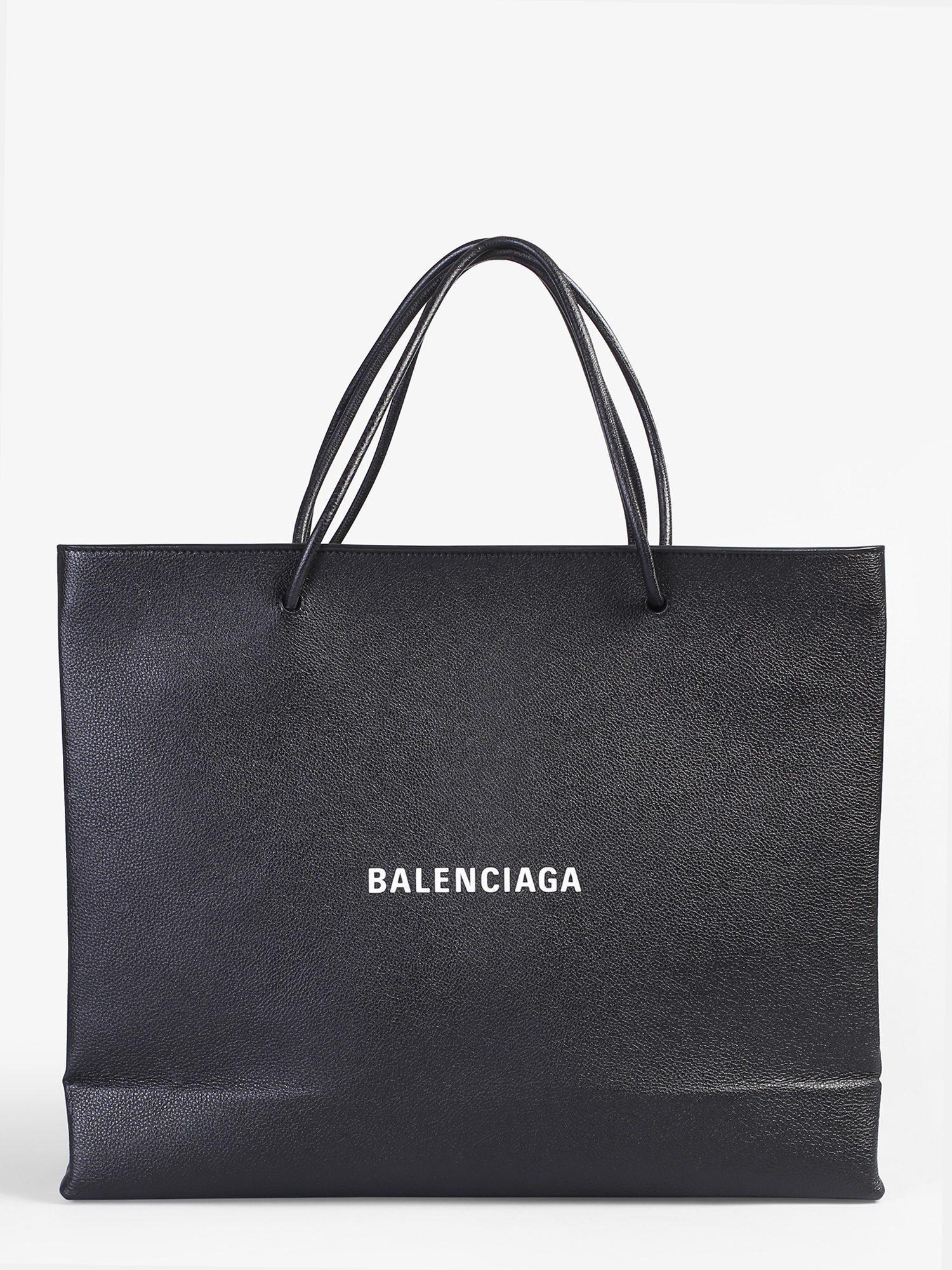 Balenciaga - Black Shopping Leather Bag for Men - Lyst. View fullscreen 9f7abf33a4bb7