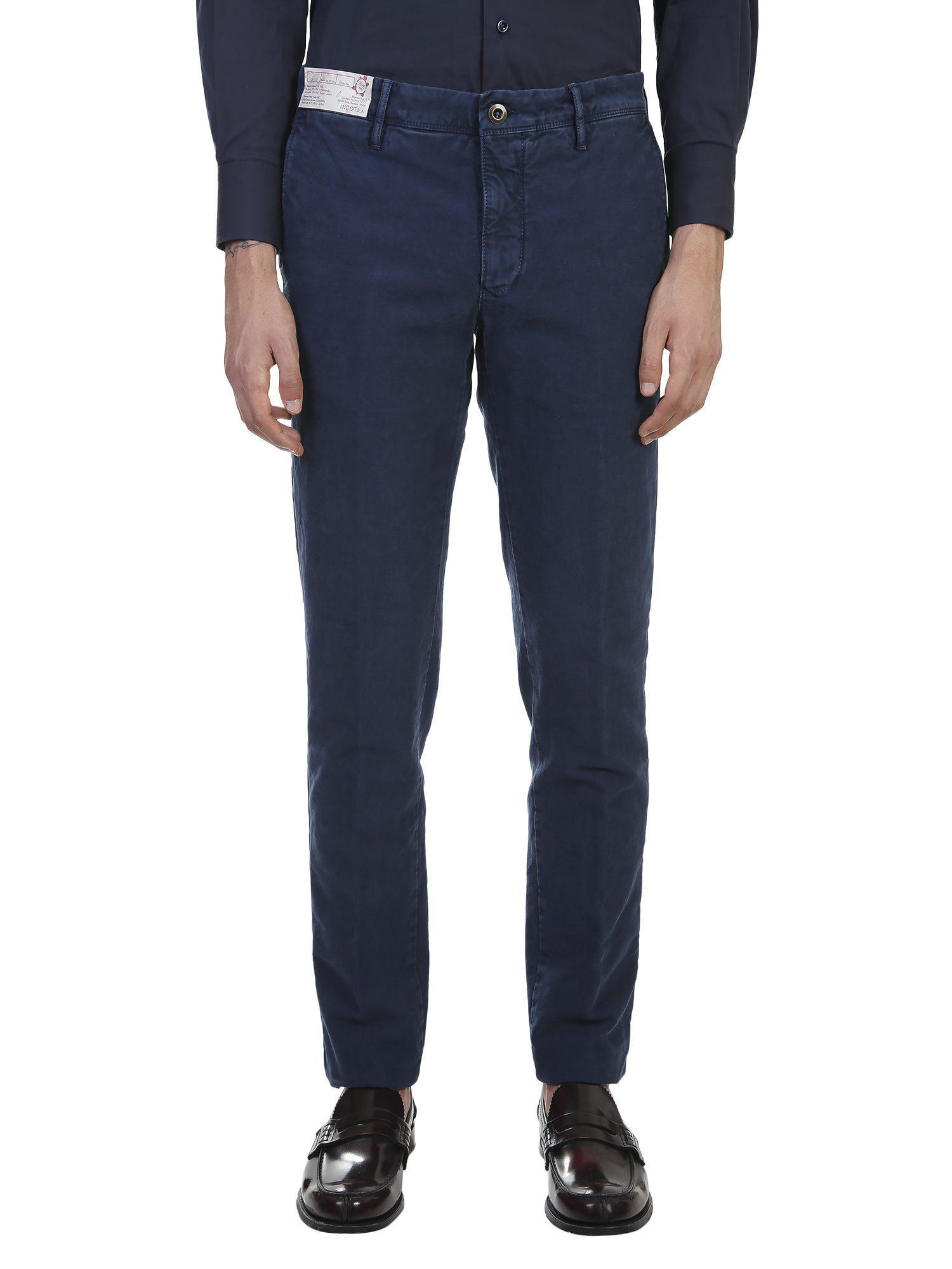 slim-fit jeans - Blue Incotex mvWxt73