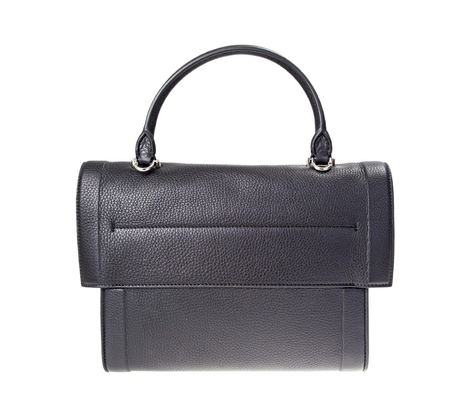 904ba48bbfb8 Lyst - Givenchy Leather Shark Small Bag in Black