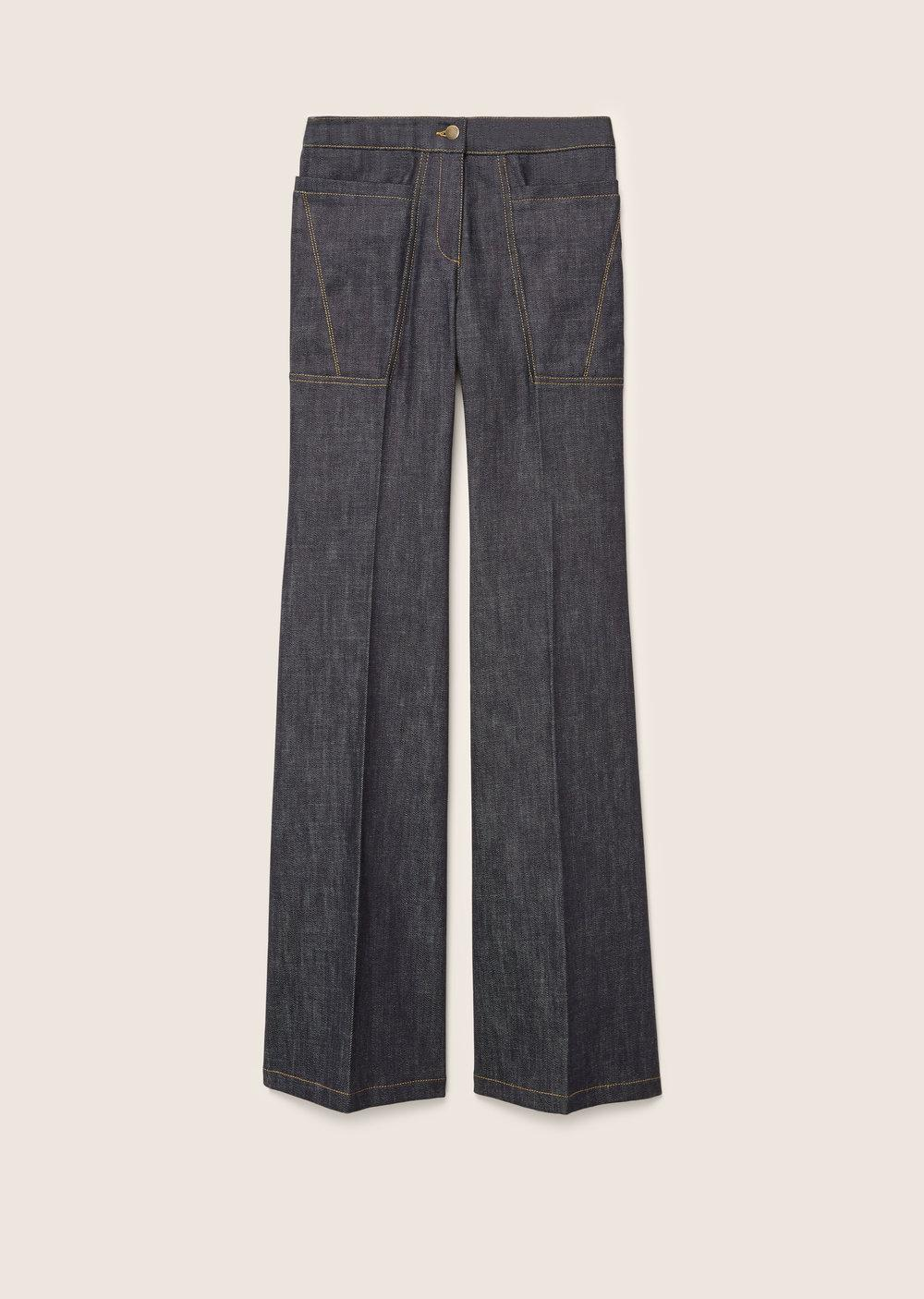 Looking For Cheap Online Charlotte High Waist Flare Jean - Blue Derek Lam Latest For Sale Sale Clearance Buy Cheap Best Place yRtGW6t8qN
