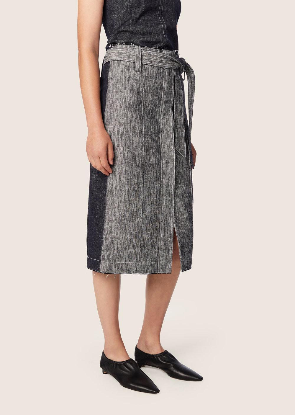 Derek Lam Belted Pencil Skirt Discount Amazing Price 1LsYVG9ry8