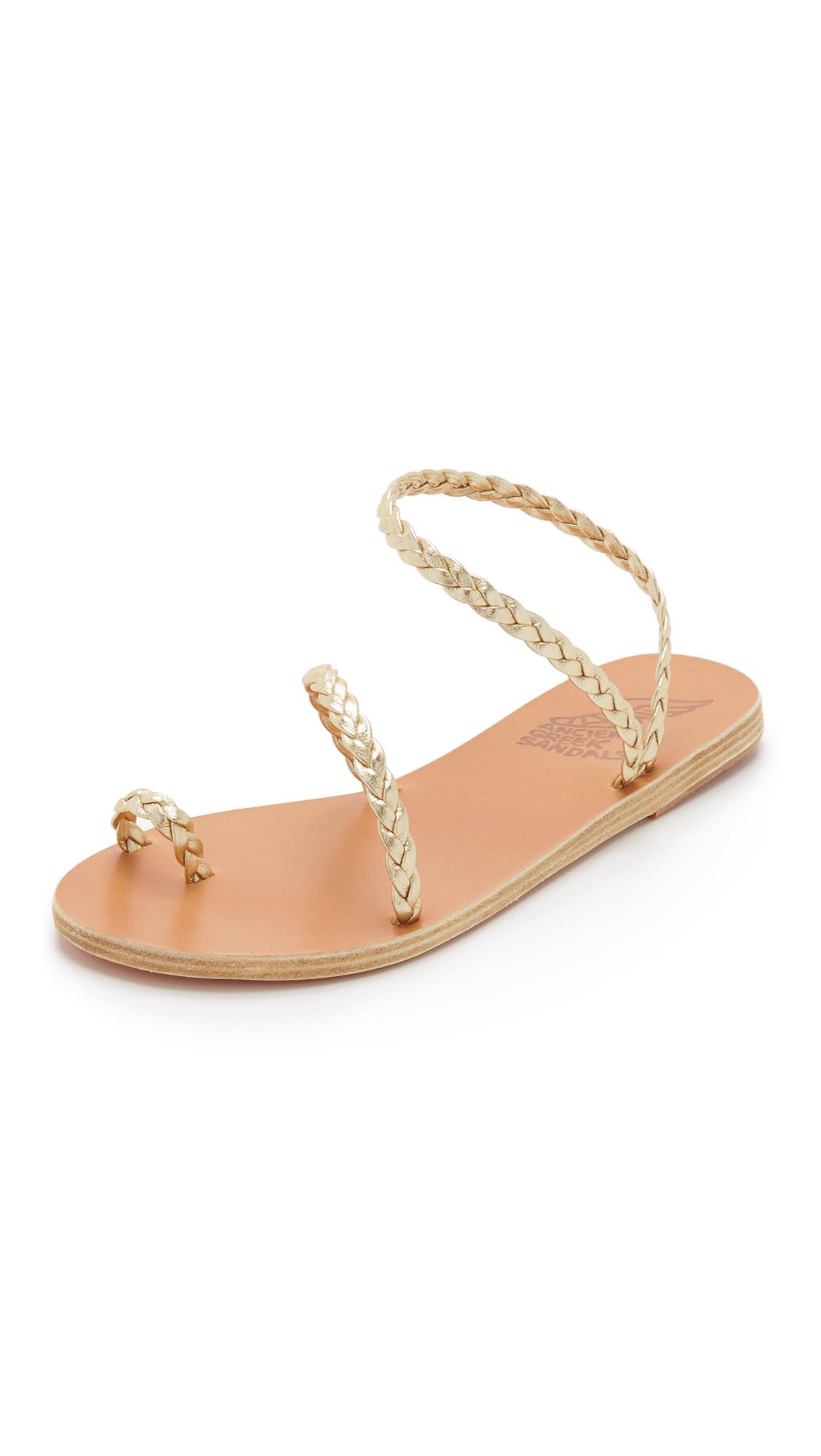 8e6640d25d7d54 Lyst - Ancient Greek Sandals Eleftheria Sandals