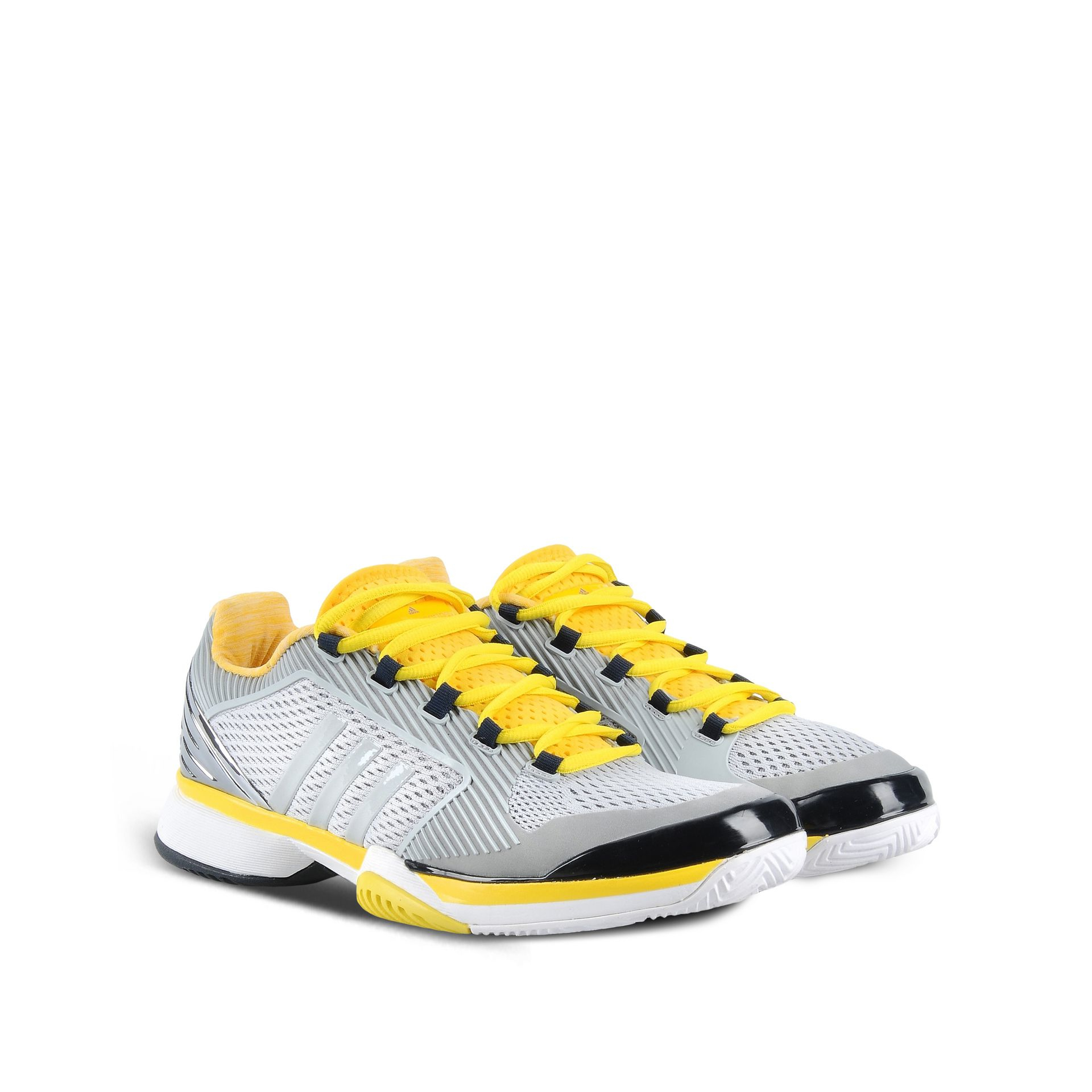new product b4060 9a350 Lyst - Adidas By Stella Mccartney Barricade Tennis Shoes in