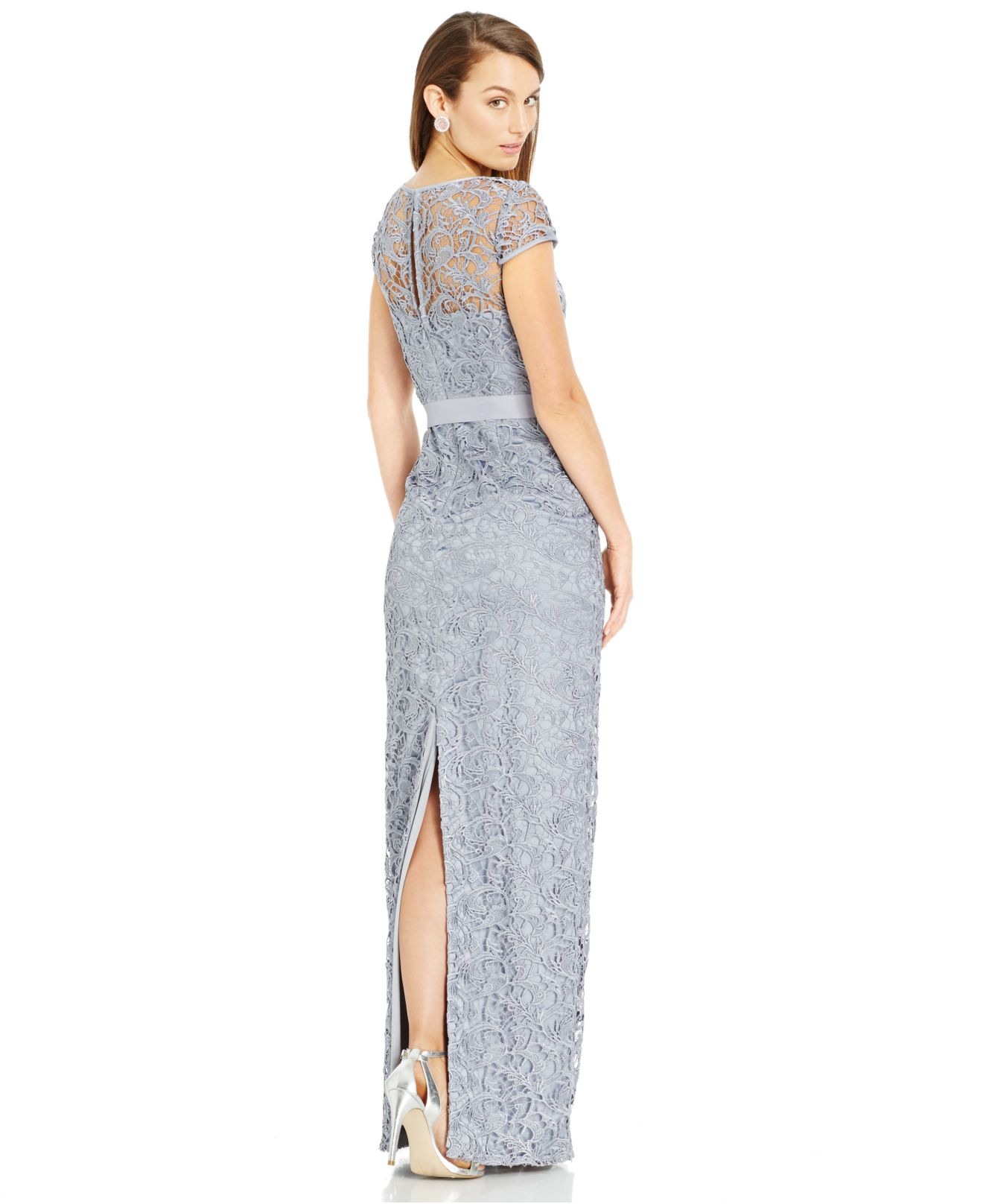 Adrianna Papell Lace Gown_Other dresses_dressesss