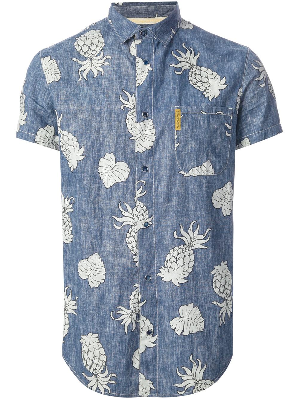 Patterned Dress Shirts For Men