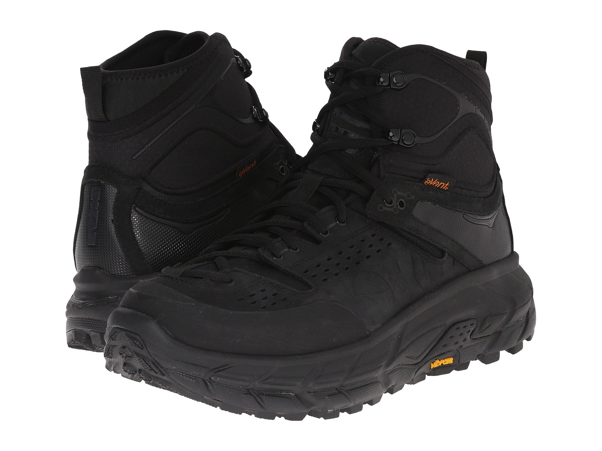 Lyst Hoka One One Tor Ultra Hi Wp In Black For Men