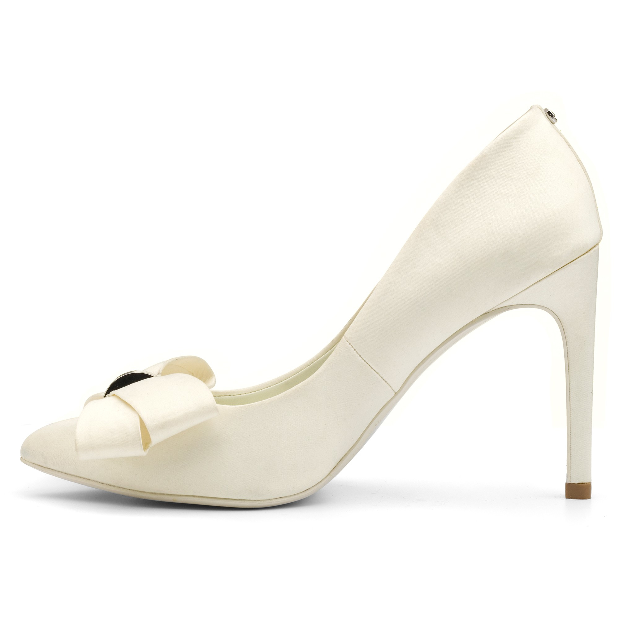 2683c3d8a8ca Ted Baker Ichlibi Pointed Toe Stiletto Court Shoes - Lyst