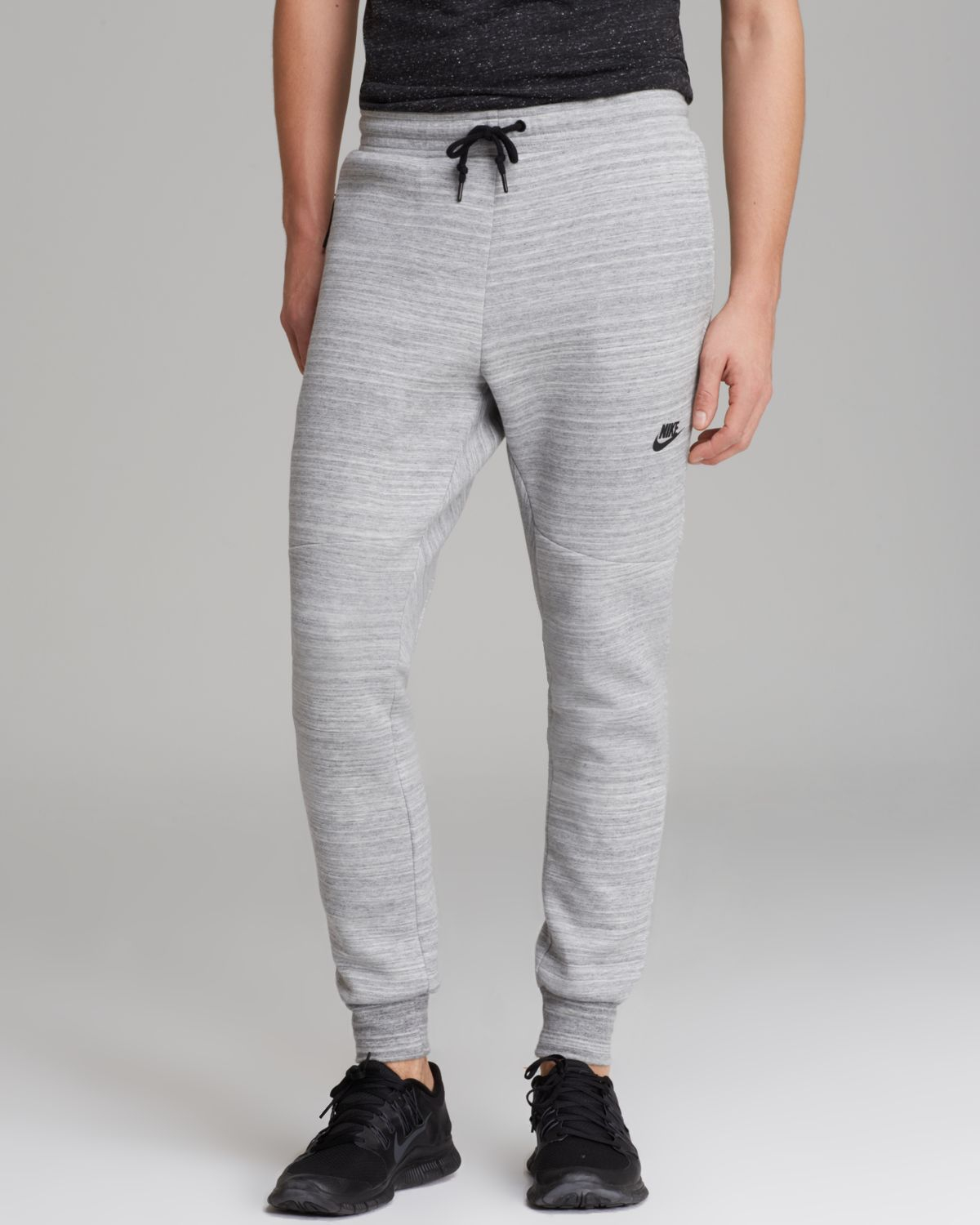 Nike Tech Pants in Gray for Men | Lyst