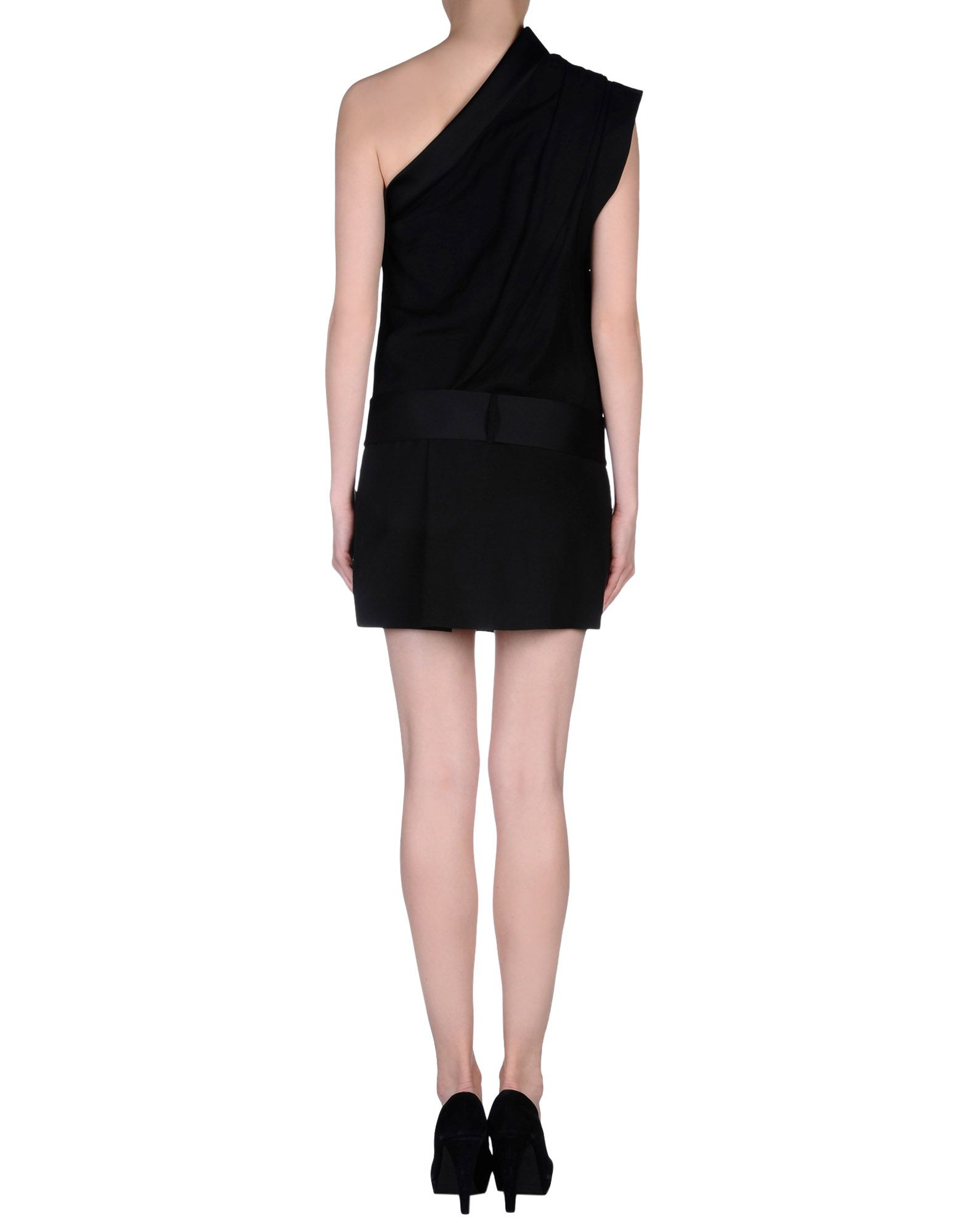 Lyst Isabel Marant Short Dress In Black