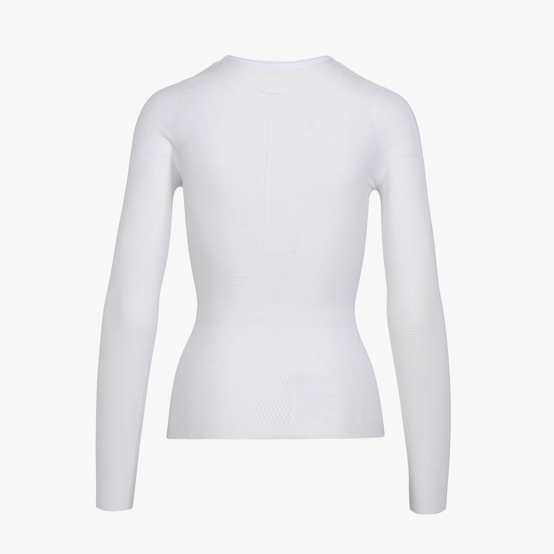 c311cb4a Diadora L.ls T-shirt Adv White in White - Lyst