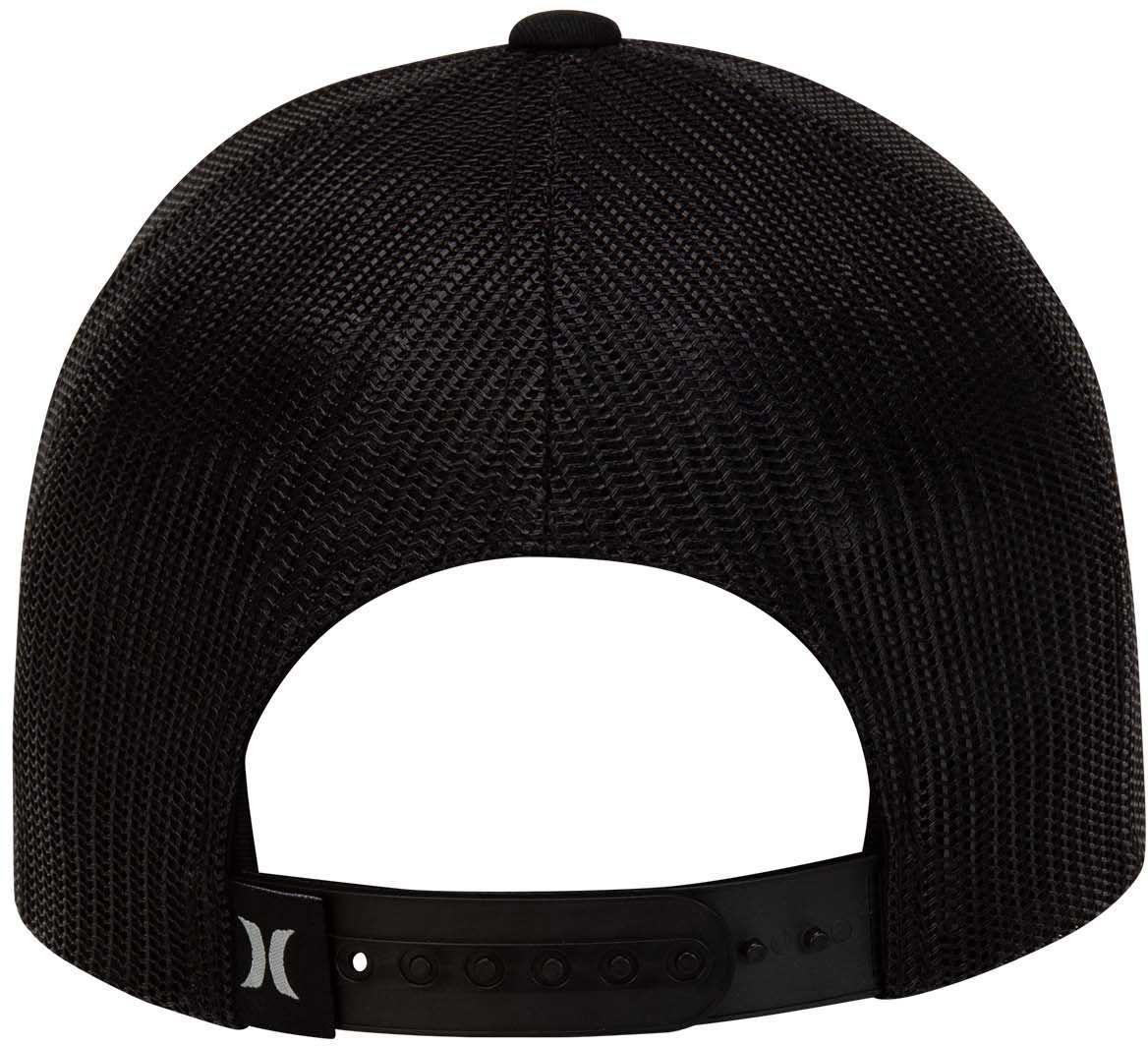 meet 3d65f be3c8 Hurley - Black Texas Trucker Hat for Men - Lyst. View fullscreen