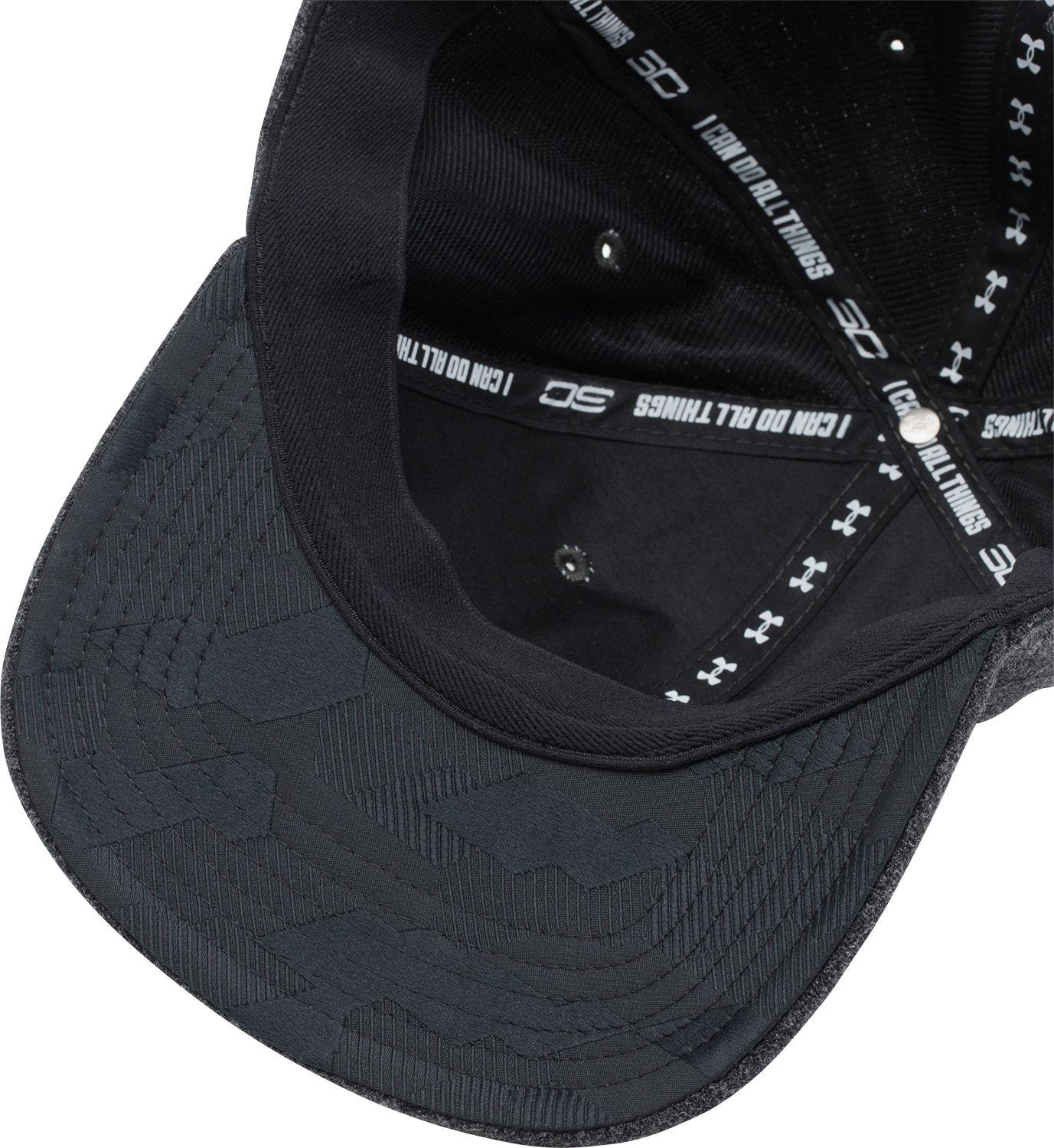 Lyst - Under Armour Sc30 Elite Basketball Hat in Black for Men 1f7f1634704