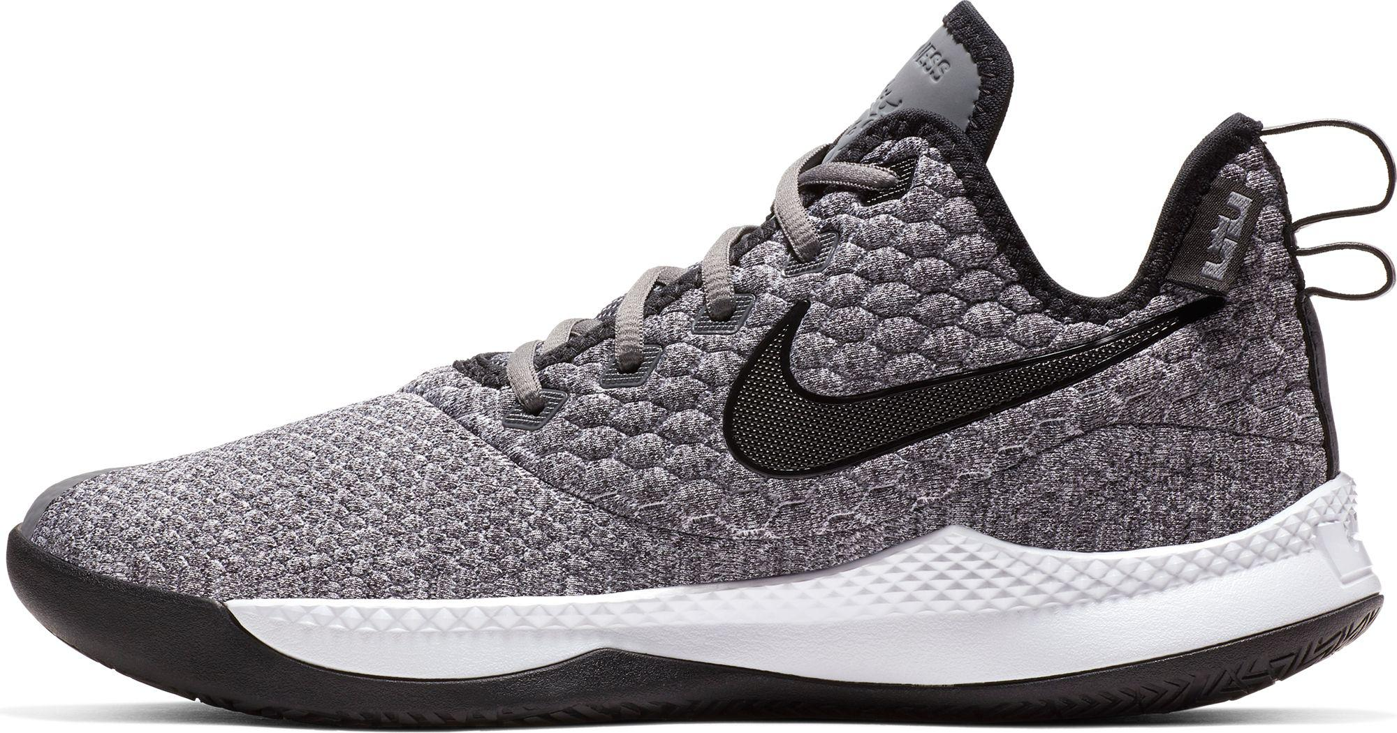 1b8a9fb8dcc Nike Lebron Witness Iii Basketball Shoes in Gray for Men - Lyst