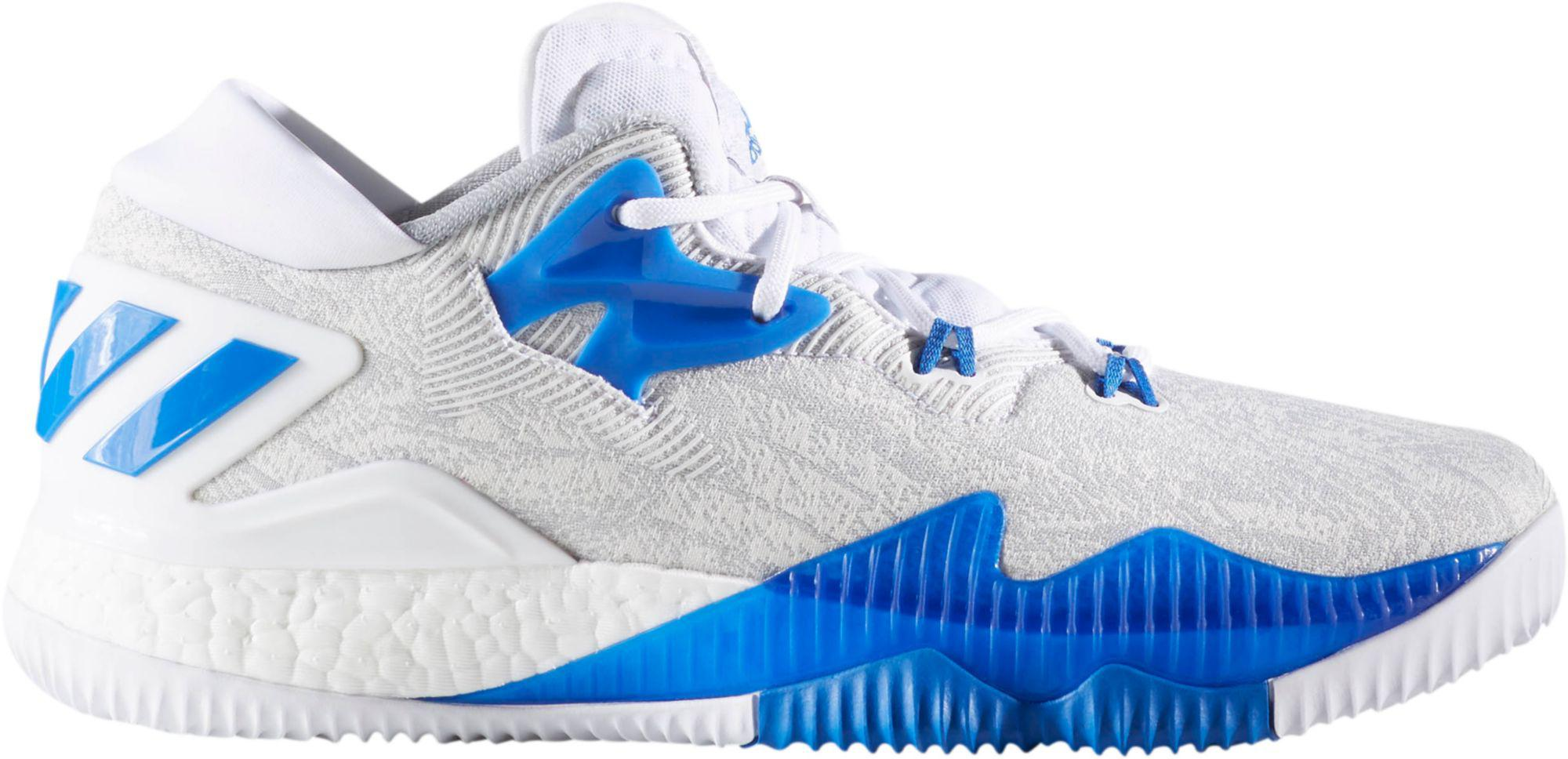 0cf8852b adidas Crazylight Boost Low 2016 Basketball Shoes in Blue for Men - Lyst