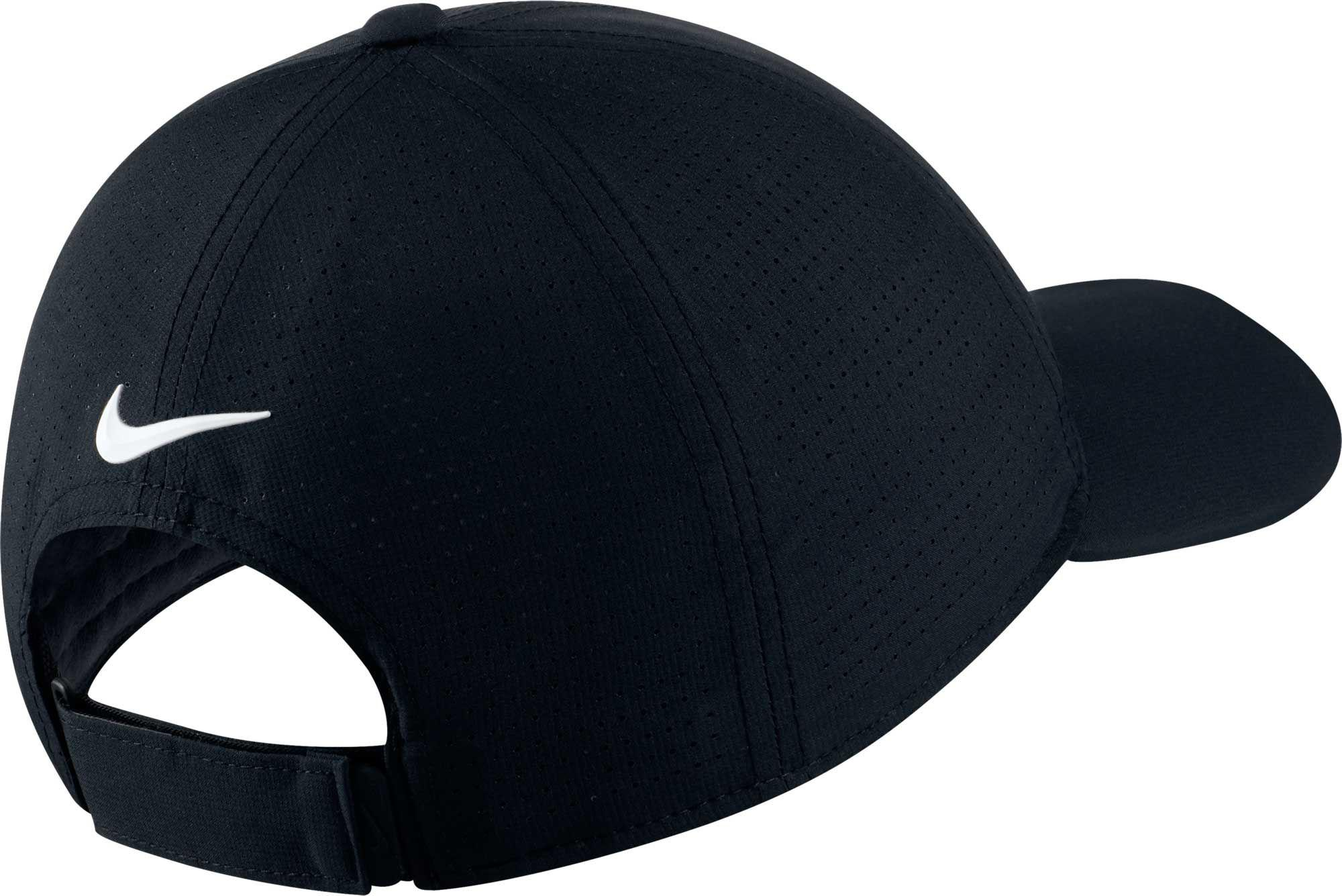 48acc88871d Lyst - Nike 2018 Aerobill Legacy91 Perforated Golf Hat in Black