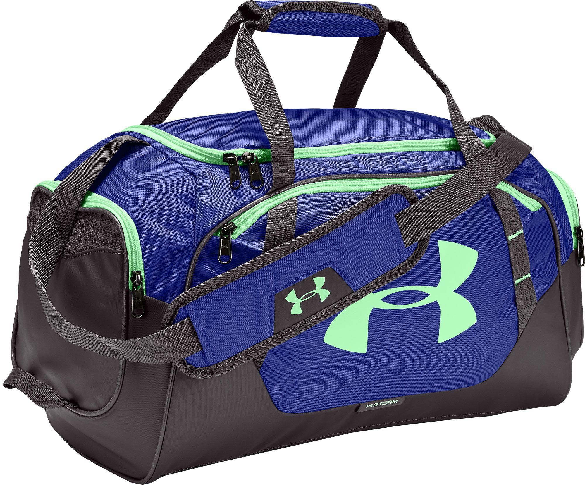Under Armour - Multicolor Undeniable 3.0 Small Duffle Bag for Men - Lyst 91f636dee421b