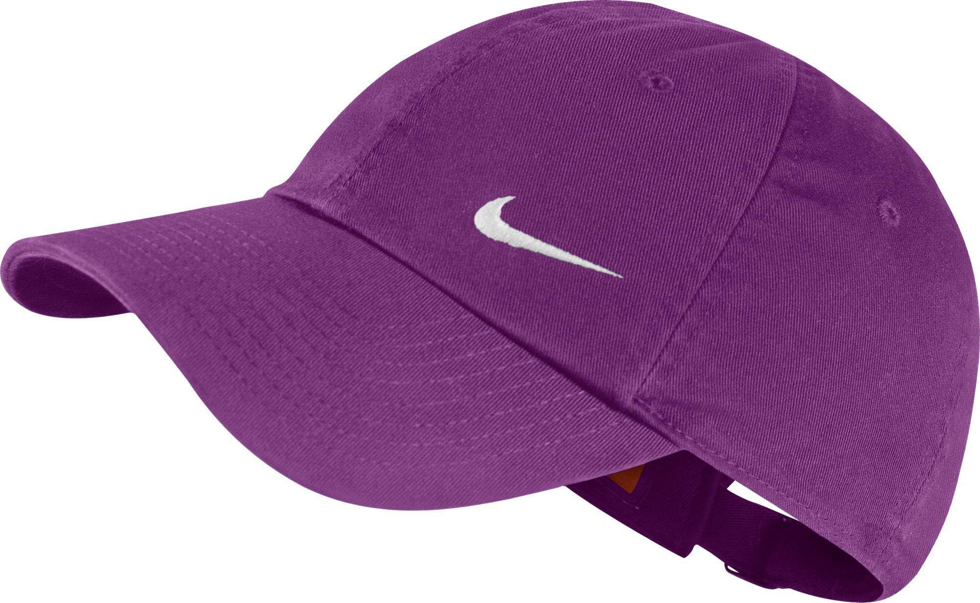 d029cbd9da9 Lyst - Nike Heritage 86 Swoosh Cap in Purple