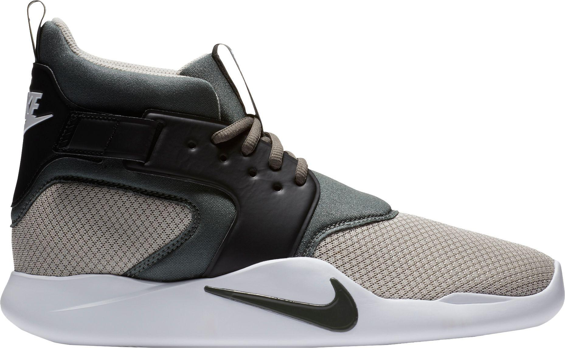 ffa9cb7df315b ... inexpensive lyst nike incursion mid top shoes in gray for men f229e  fa6de