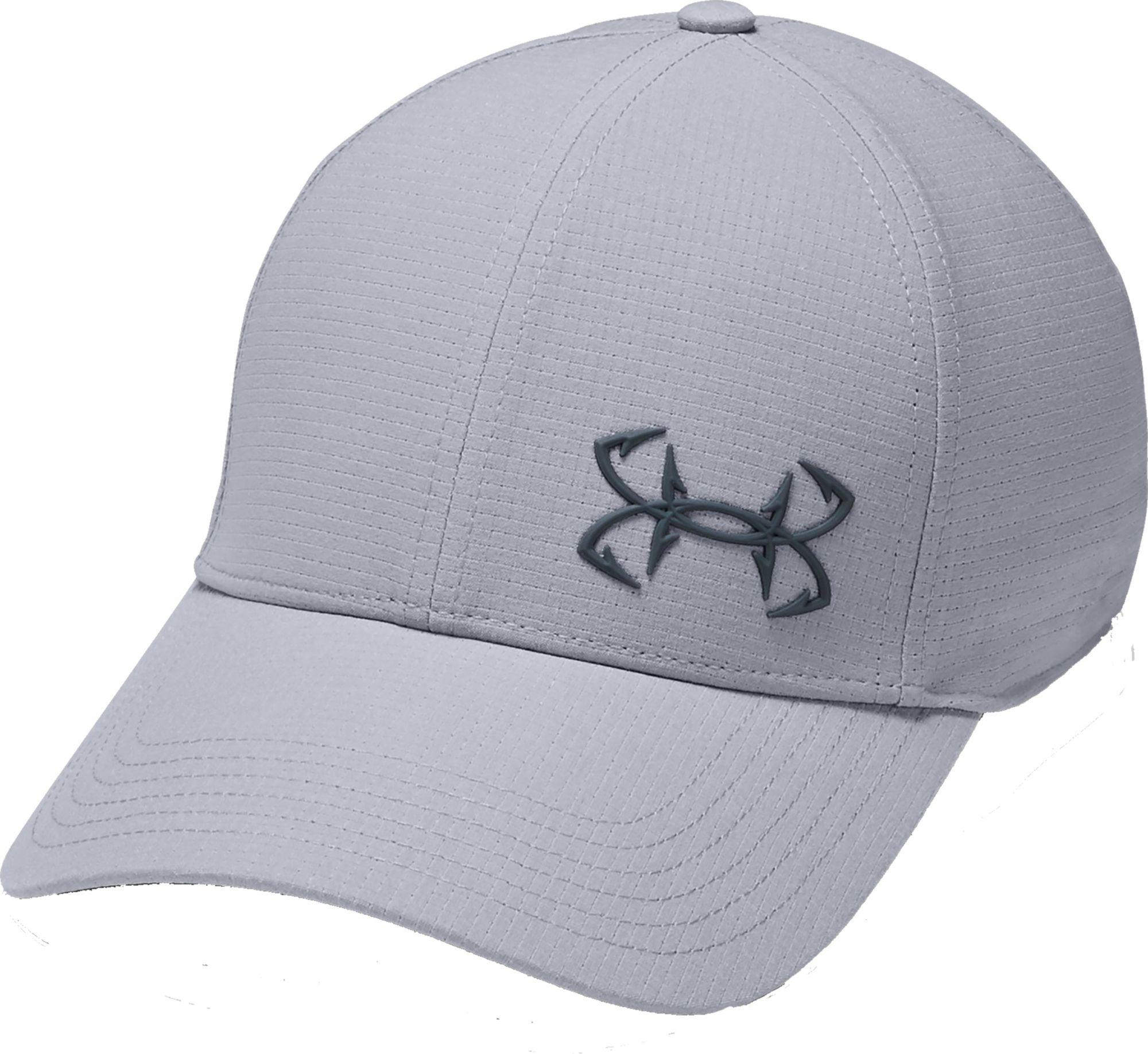 6d4388b0cb0 Lyst - Under Armour Coolswitch Armourvent Fishing Hat in Gray for Men