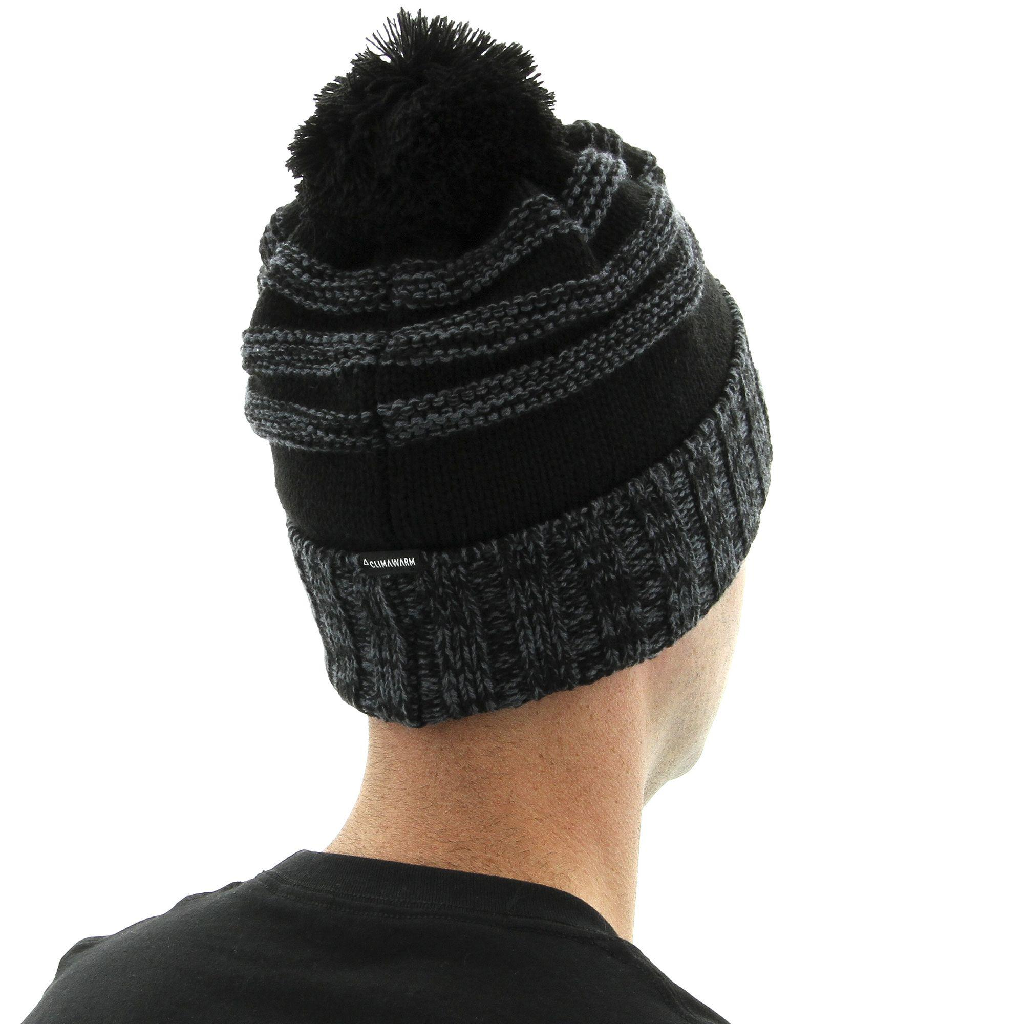 18ff059a adidas Men's Recon Ballie Pom-pom Beanie in Black for Men - Lyst