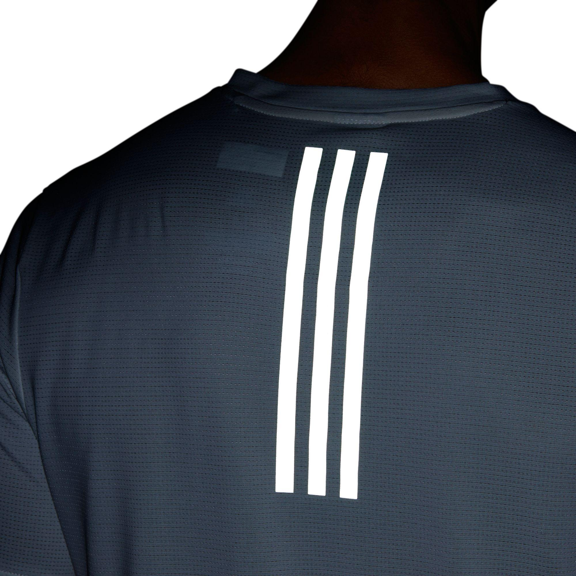 23a16d69089c9 Adidas - White Supernova Running T-shirt for Men - Lyst. View fullscreen