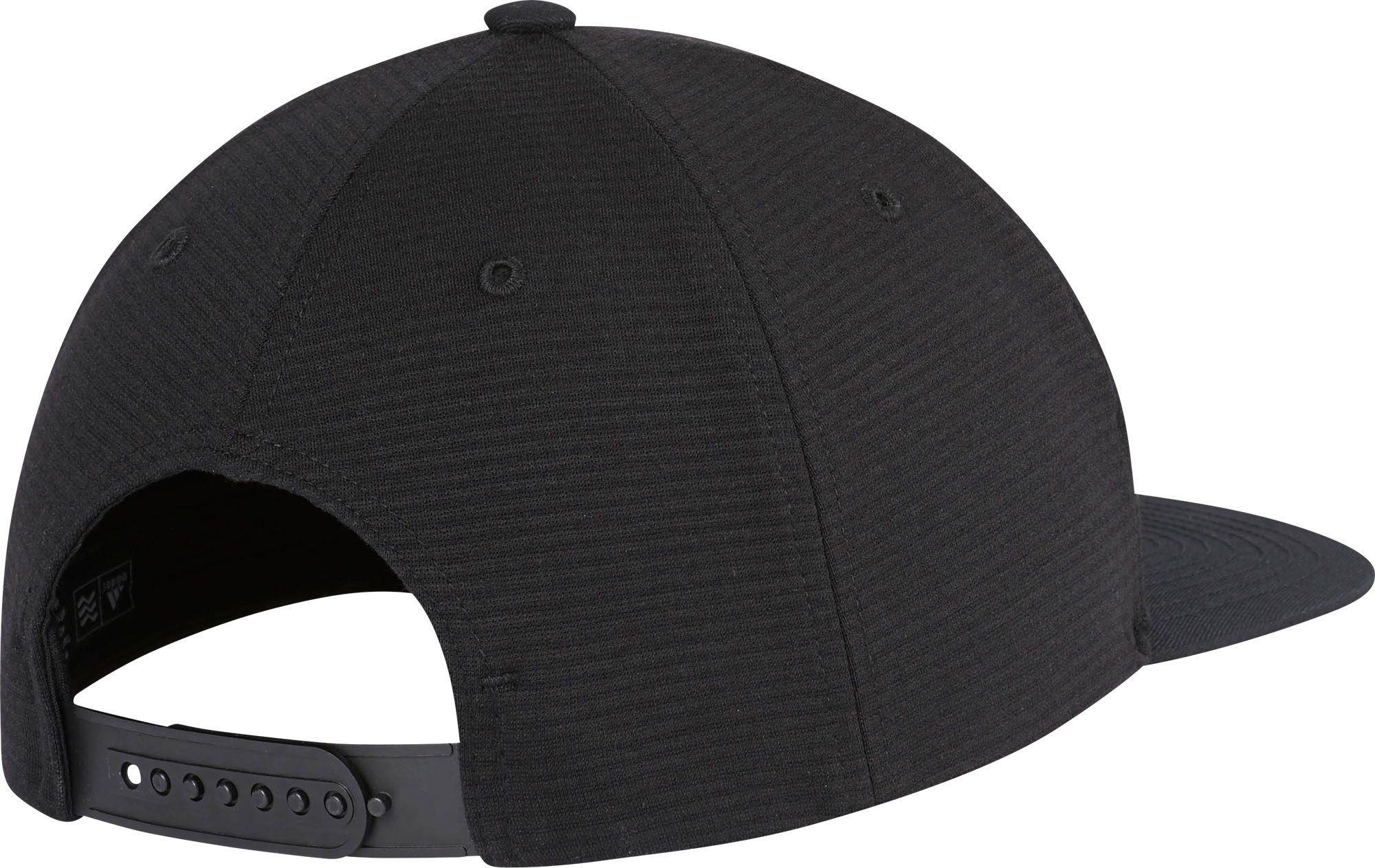 ab703c53 Adidas - Black Adicross Flatbill Golf Hat for Men - Lyst. View fullscreen