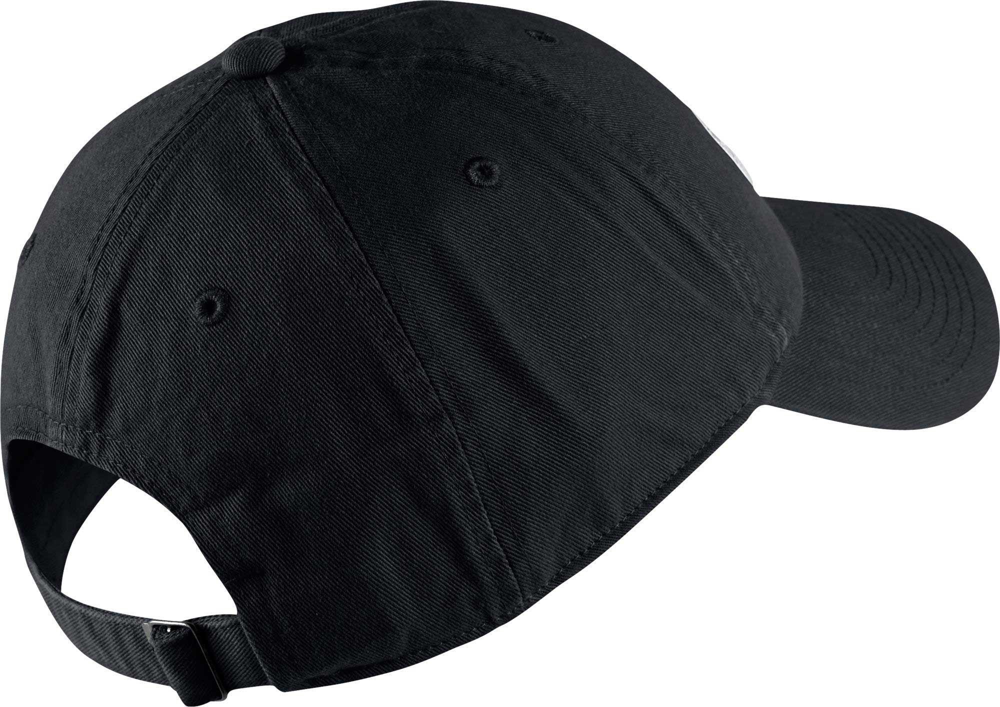 9ecfa7af4fb Lyst - Nike Heritage 86 Futura Adjustable Hat in Black for Men