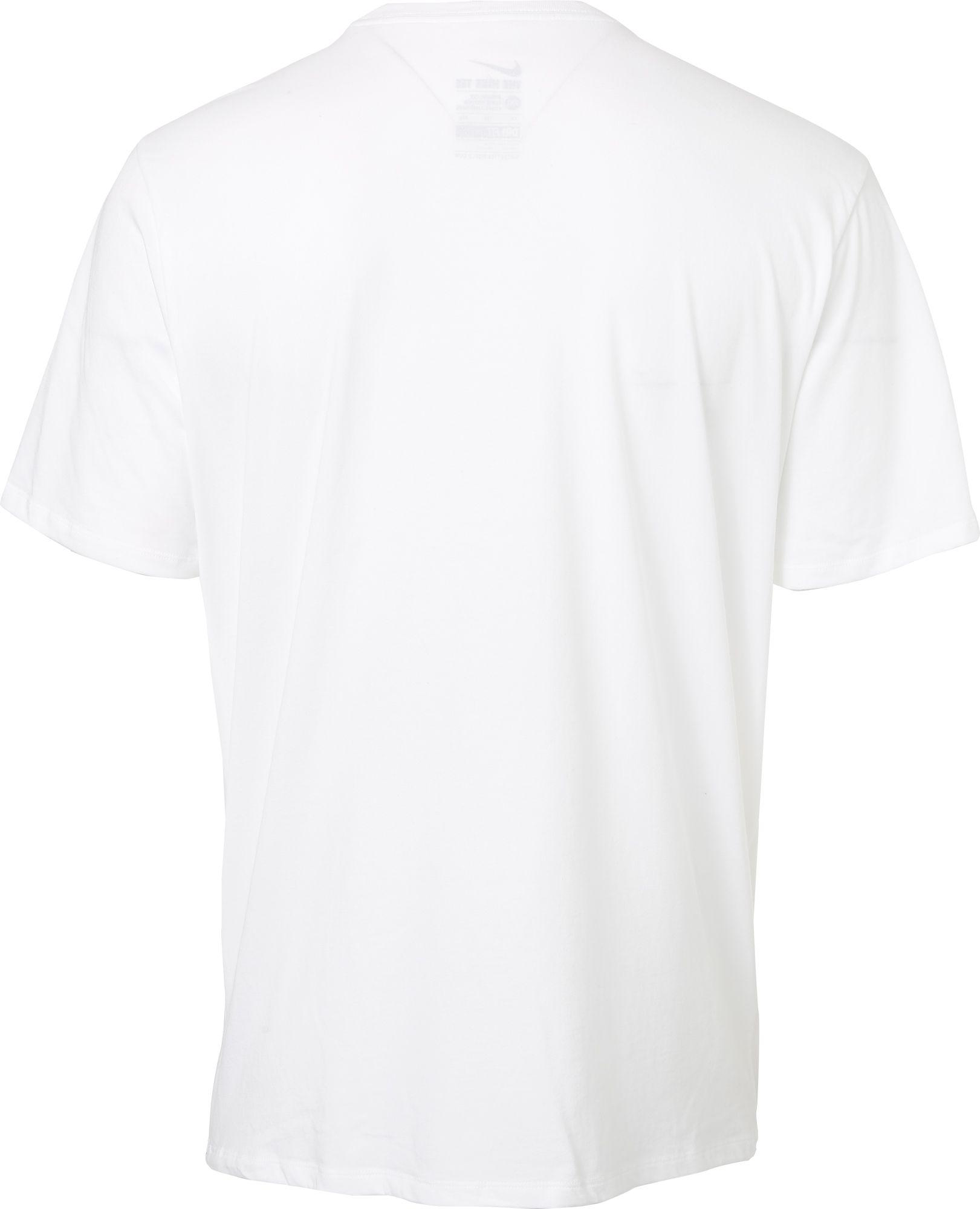 e7d64bc6f Nike Lebron Always Believe Graphic T-shirt in White for Men - Lyst