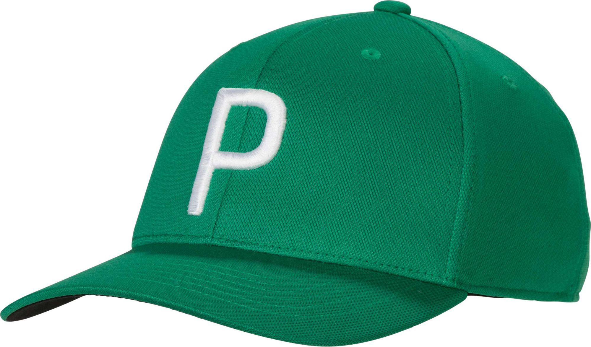 58280604 PUMA P 110 Recyclable Snapback Golf Hat in Green for Men - Lyst