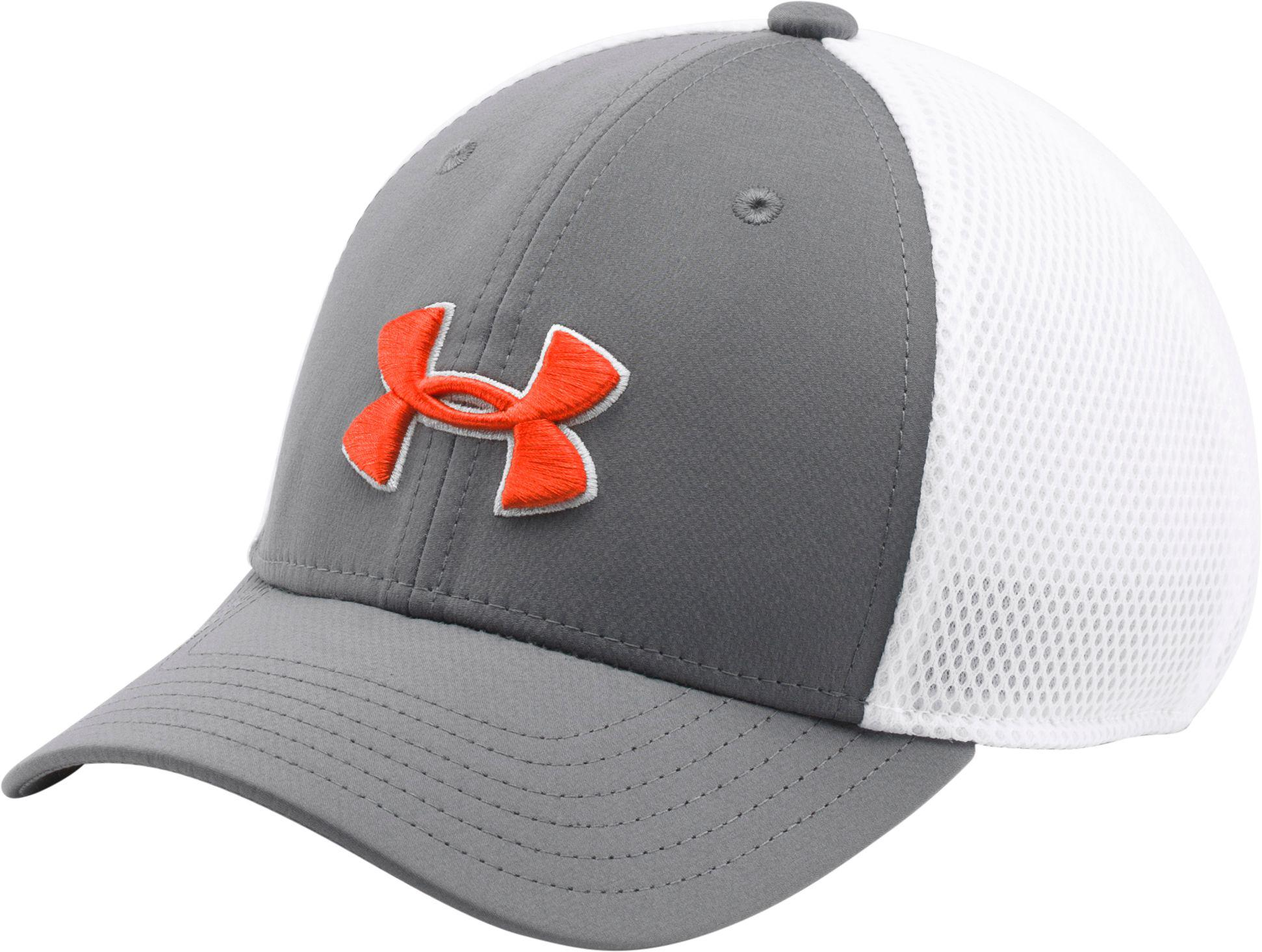 65d84d4f2a2 Lyst - Under Armour Oy s Classic Mesh Golf Hat for Men