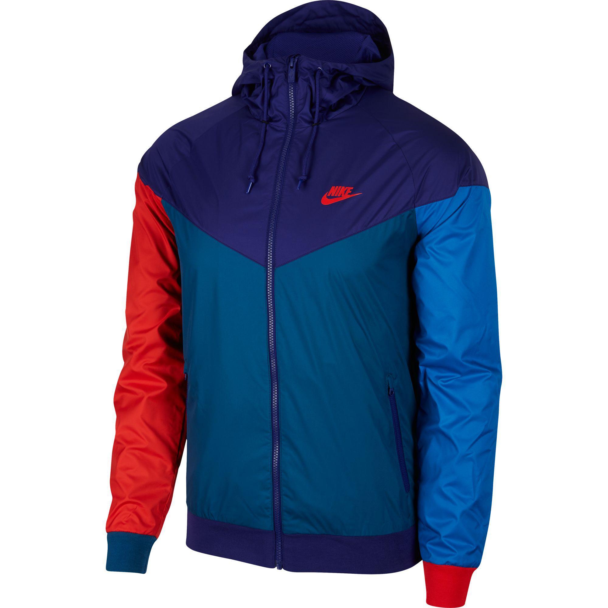 dbb7ea9c01 Nike - Multicolor Windrunner Full Zip Jacket for Men - Lyst