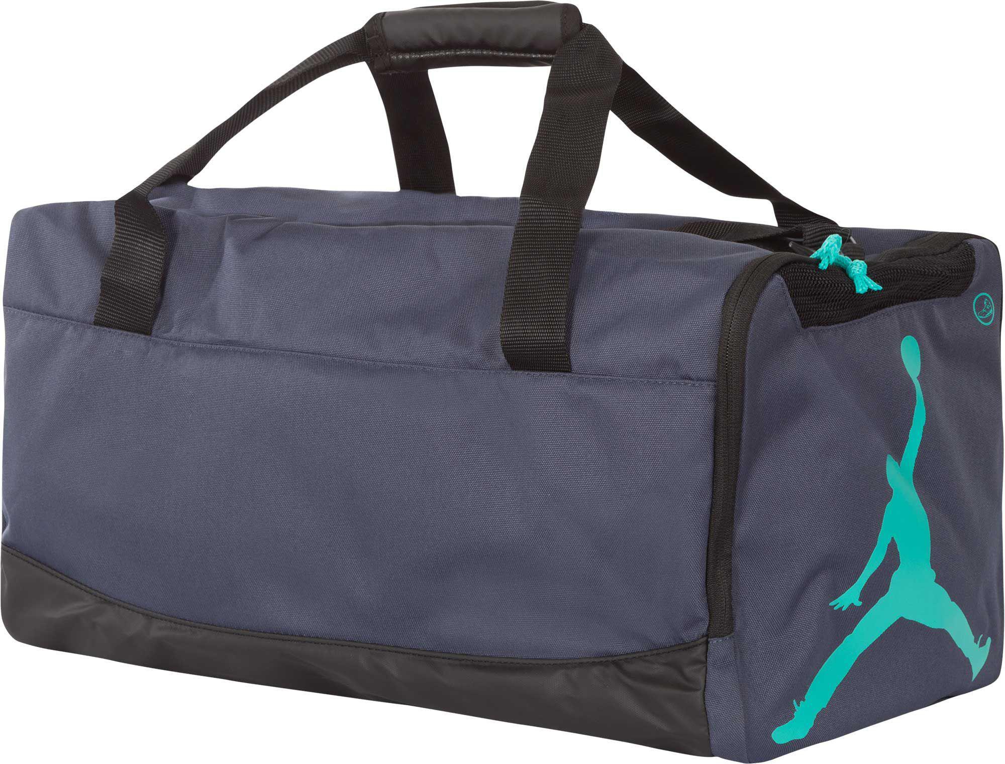 b14cd6e474 Lyst - Nike Nike Air Jumpman Trainer Medium Duffle Bag in Blue for Men