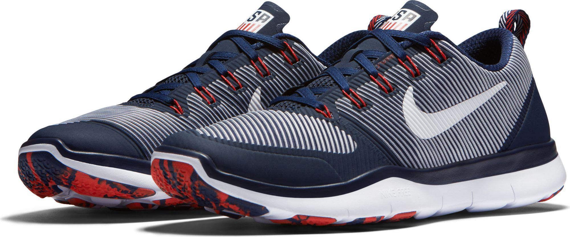 quality design 0460e 3e478 Nike Free Train Versatility Usa Training Shoes in Blue for Men - Lyst