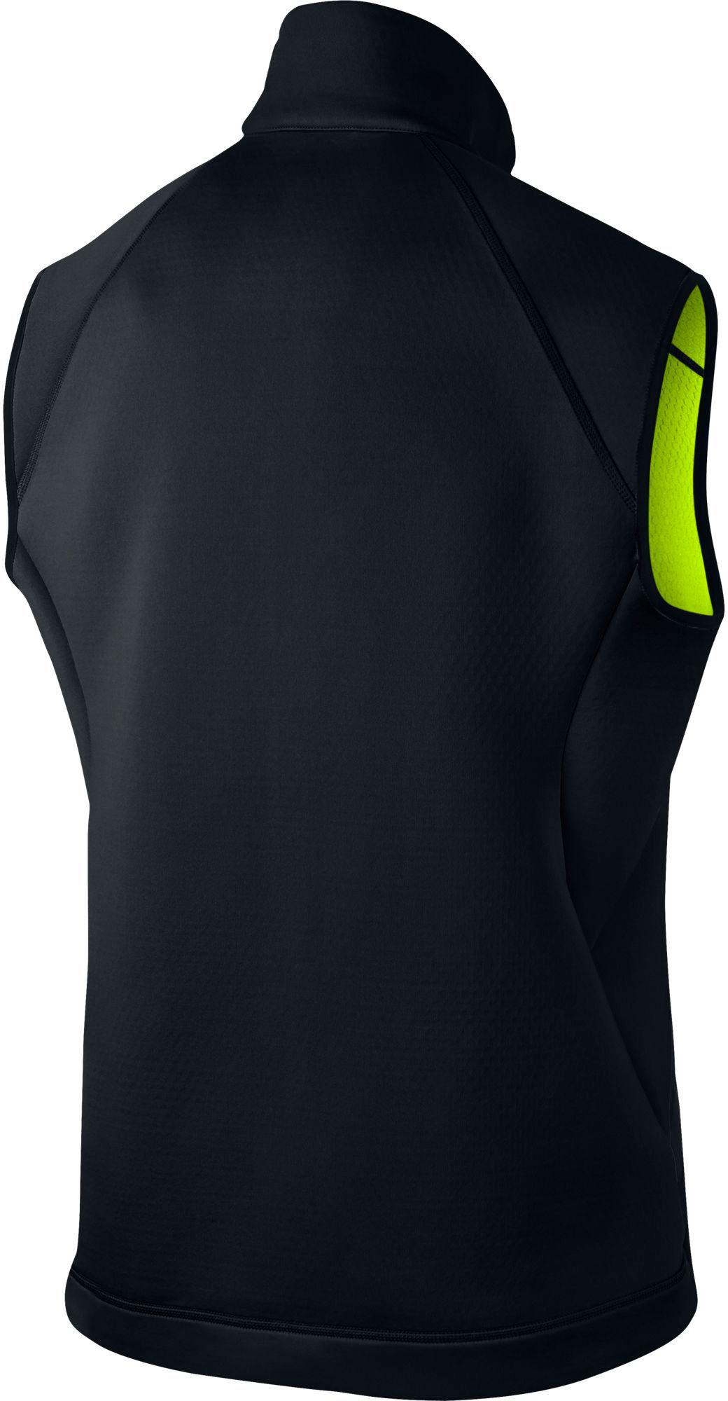 8461425cf208 Nike - Black Therma Sphere Max Vest for Men - Lyst. View fullscreen