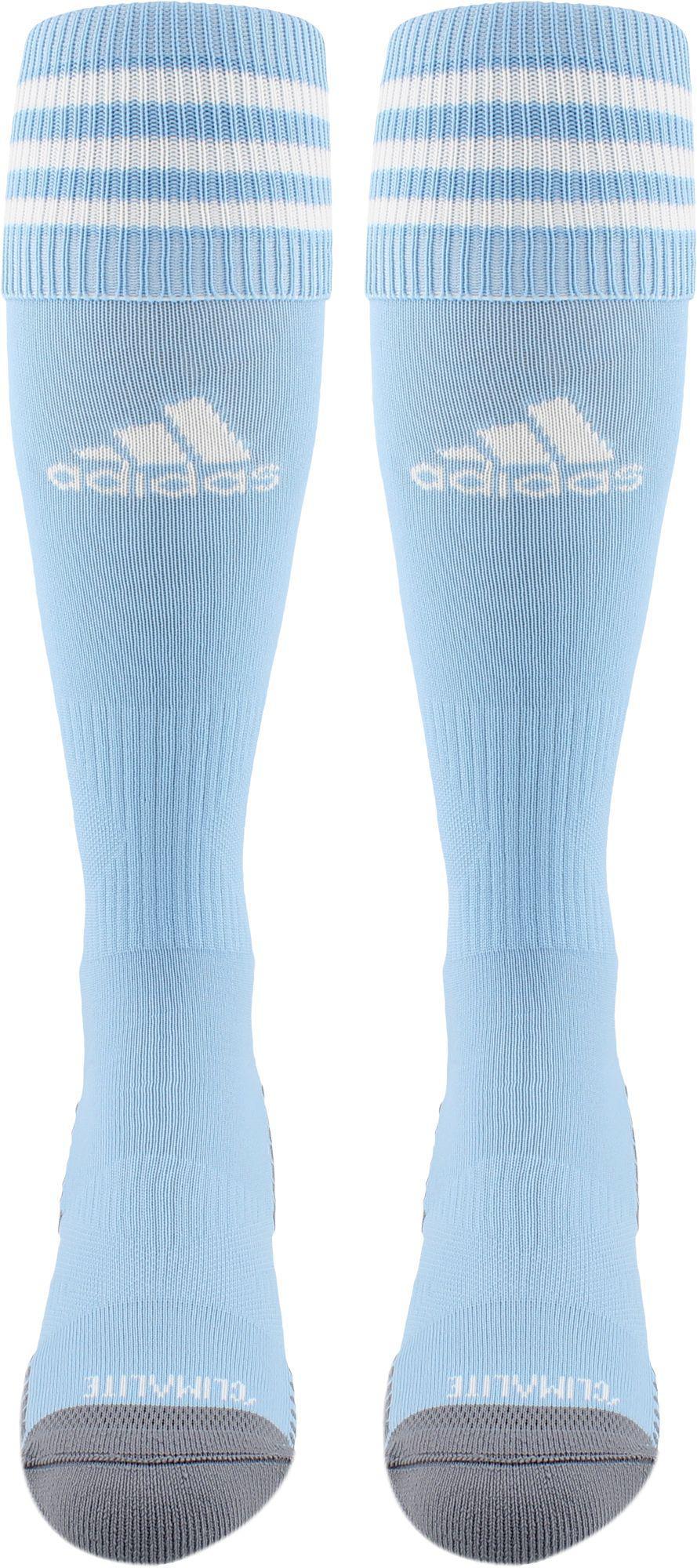 Lyst adidas zona cuscinetto iii copa calcio calzini blu per gli uomini.