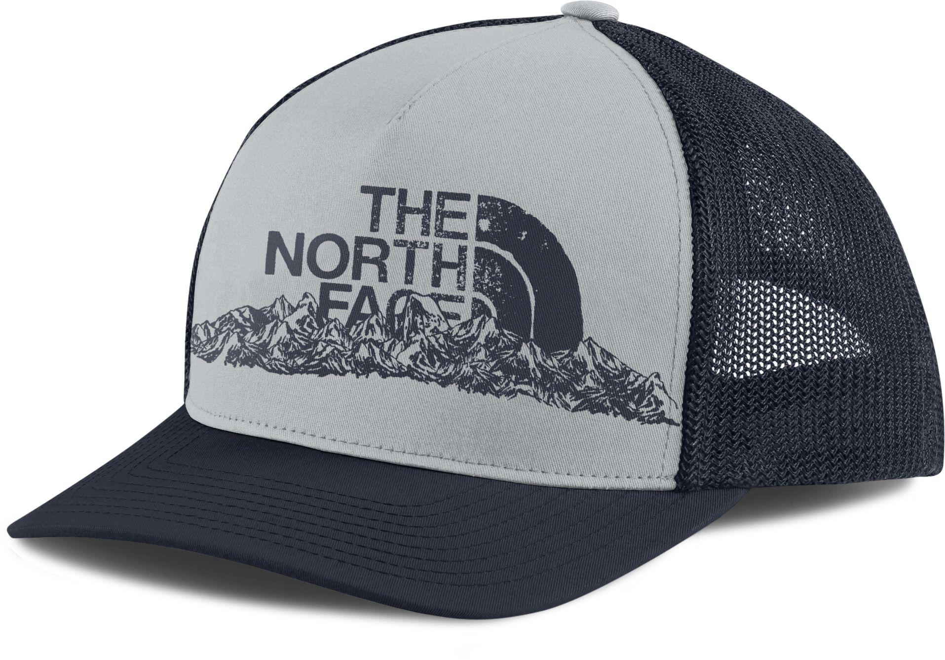 2e675c8cd49e0 Lyst - The North Face Keep It Structured Trucker Hat in Gray for Men