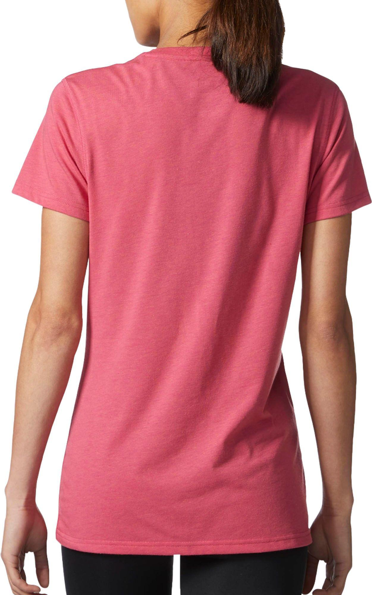 Lyst Ultimate Double T Adidas 2 Roze In Dye shirt hals V 0 wPlOTkiXZu