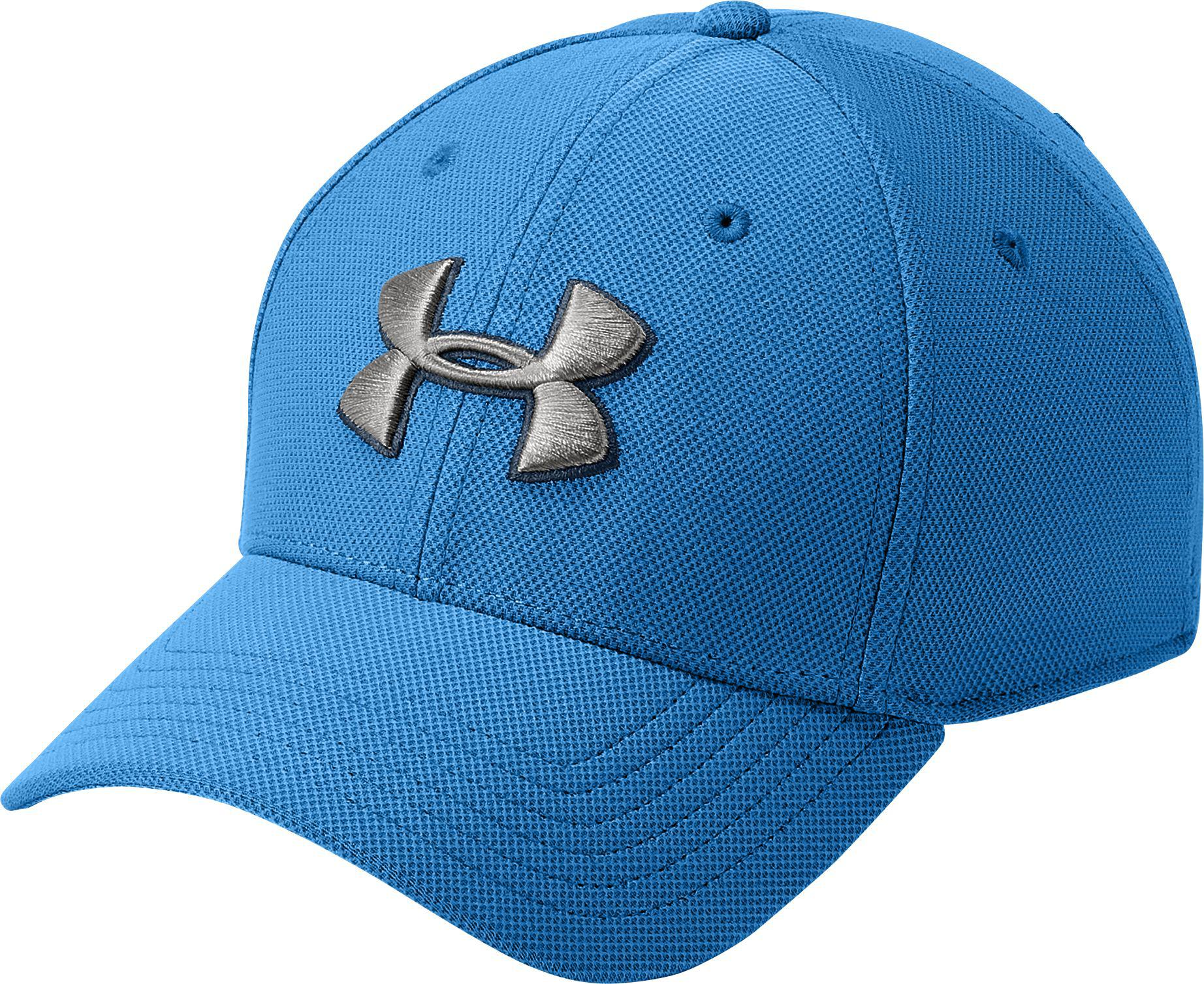 d12c72fac05 Lyst - Under Armour Litzing Hat 3.0 in Blue for Men