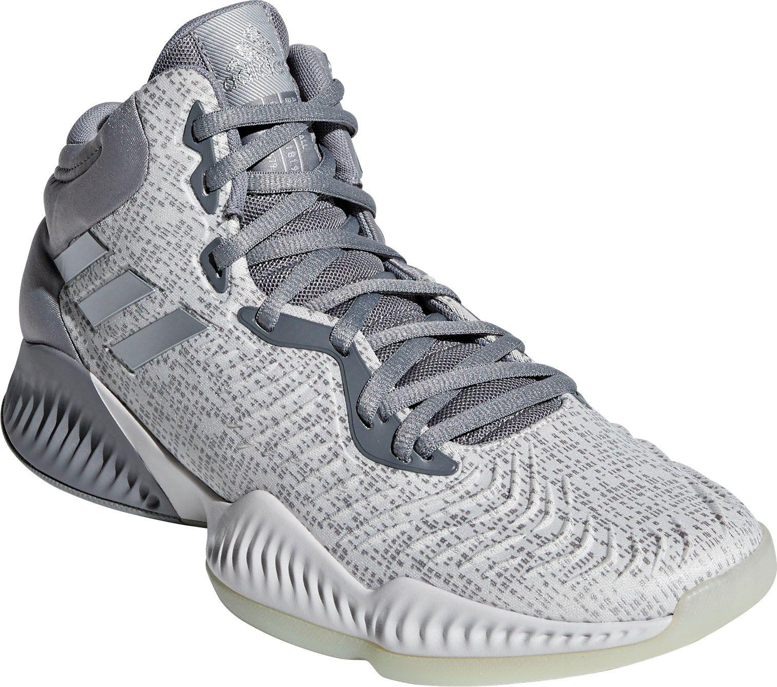 b2c4fbe14a8c3 Adidas Pro Bounce 2018 Core Black Footwear White Kixify. Lyst Adidas Mad Bounce  2018 Basketball Shoes In Gray For Men