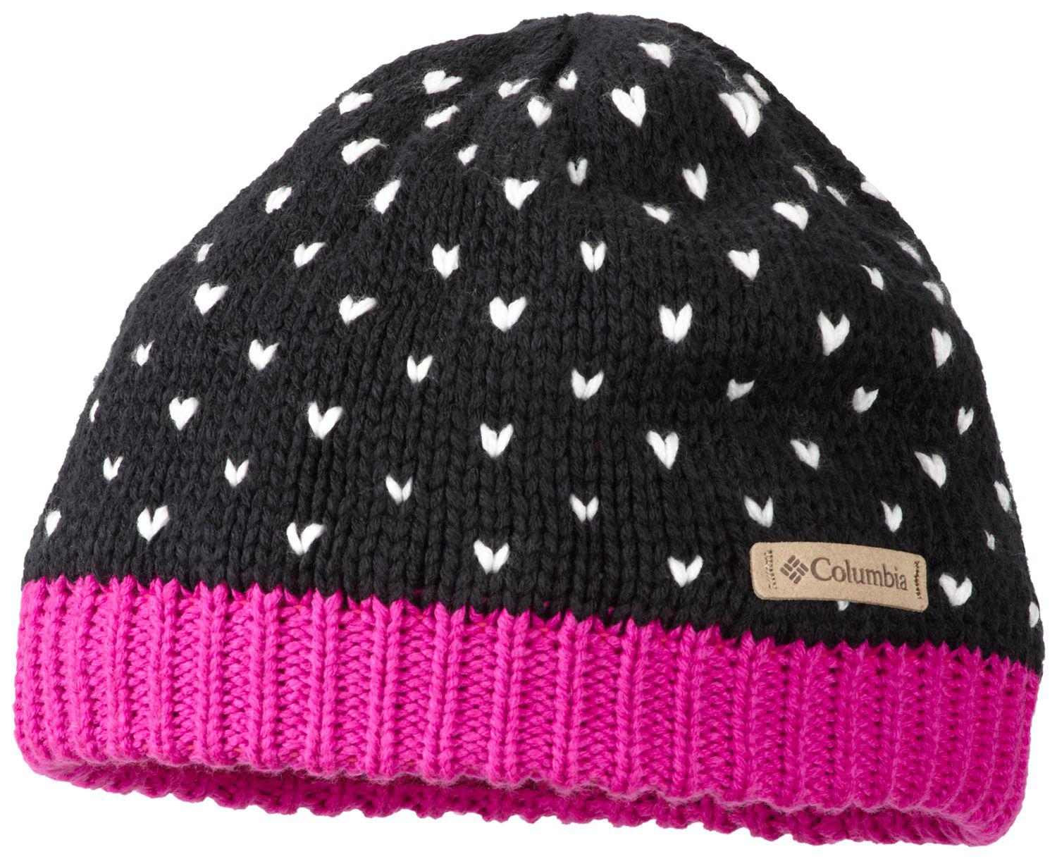 99dc1902105 Lyst - Columbia Girls  Powder Princess Hat in Black