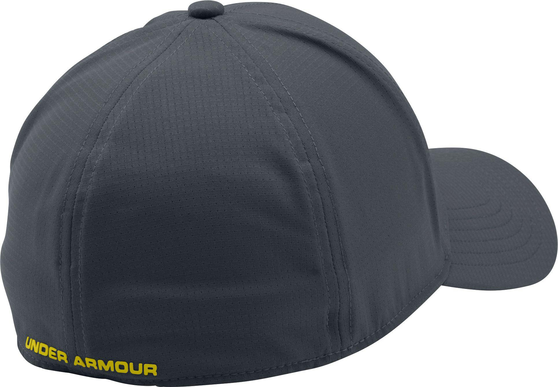 6d57b3ac9ea ... inexpensive under armour gray thermocline armourvent cap for men lyst.  view fullscreen 62f99 d7dbd