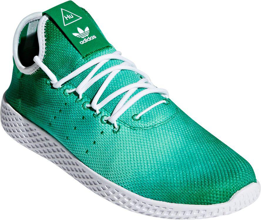 f50c345b1 Adidas - Green Originals Pharrell Williams Tennis Hu Holi Shoes for Men -  Lyst