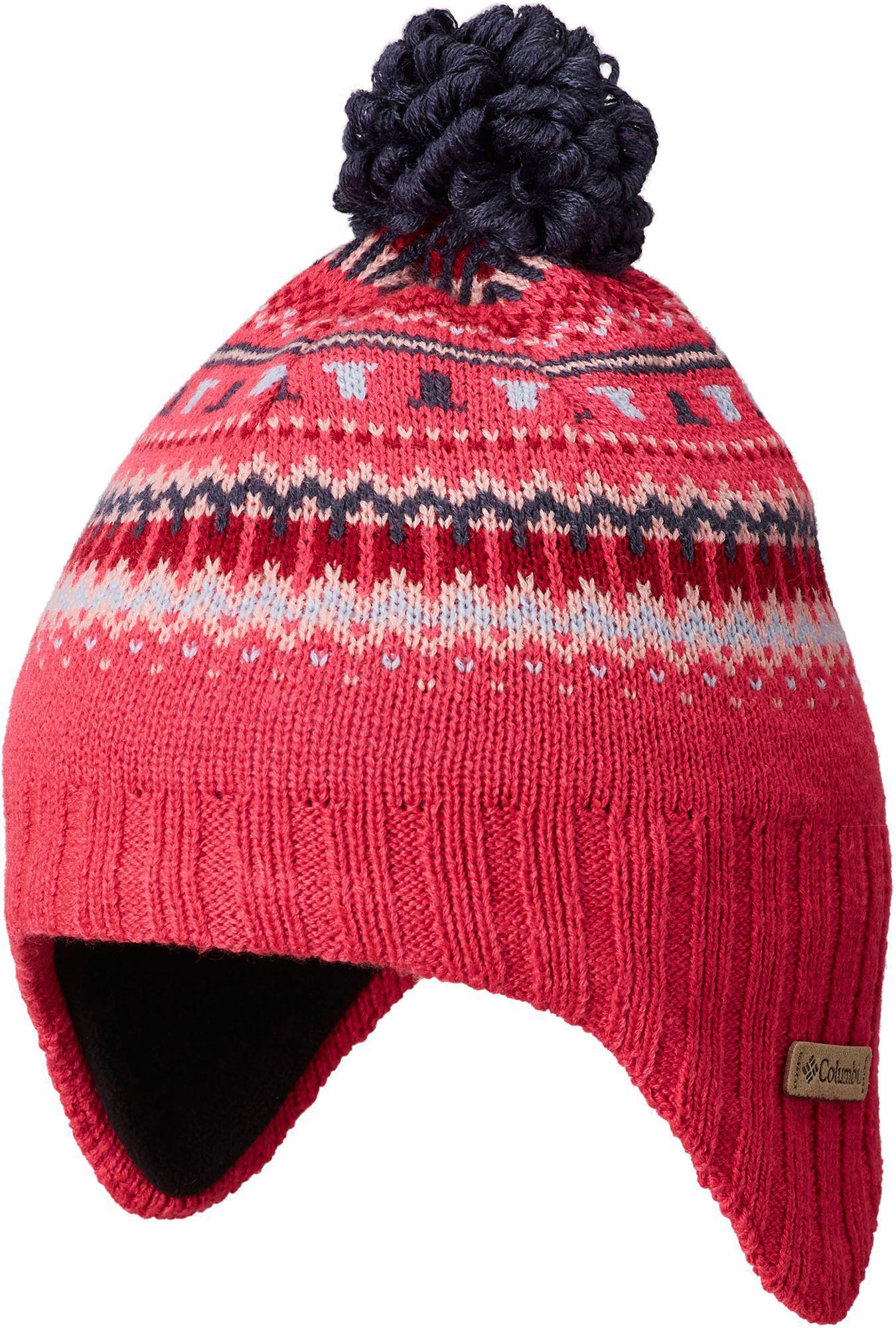 Lyst - Columbia Youth Winter Worn Ii Peruvian Hat 884dcb805b80